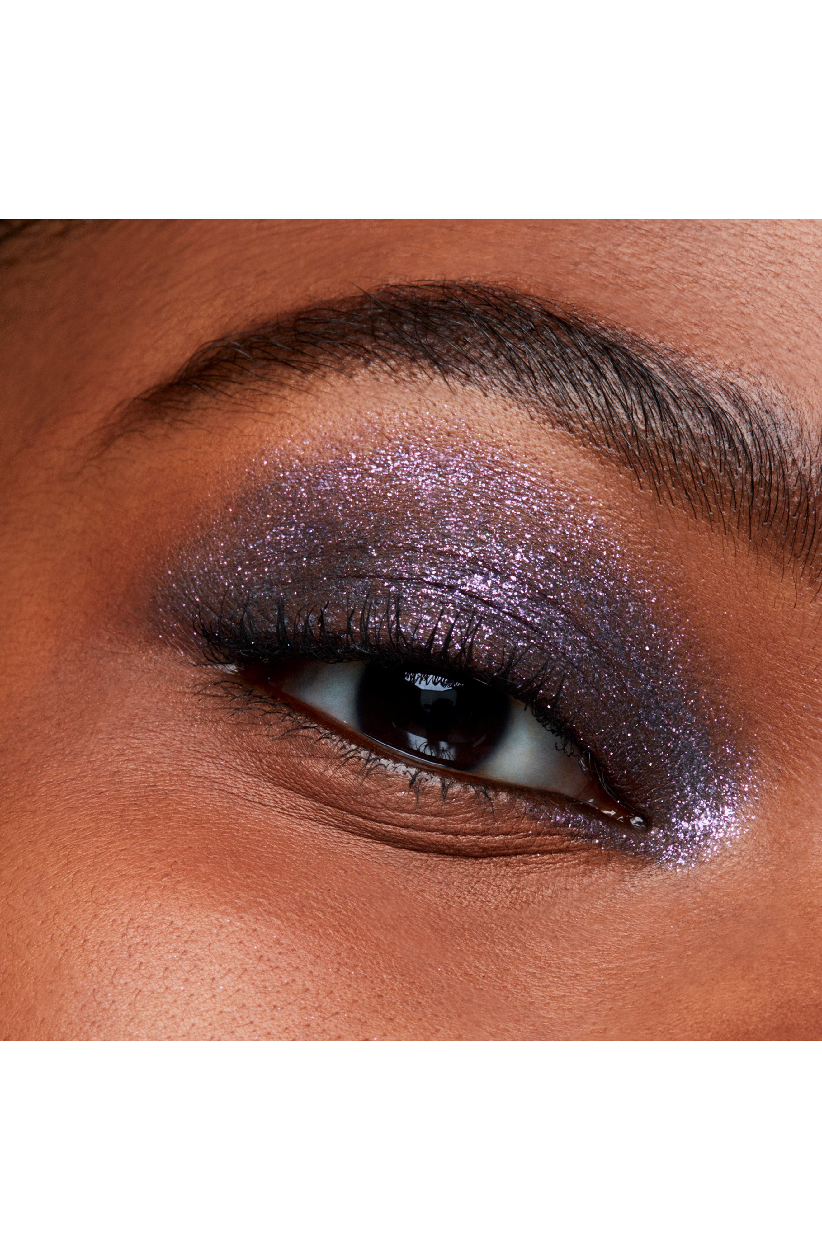 MAC COSMETICS, MAC Dazzleshadow Liquid Eyeshadow, Alternate thumbnail 3, color, PANTHERTIZED (SHIMMER)