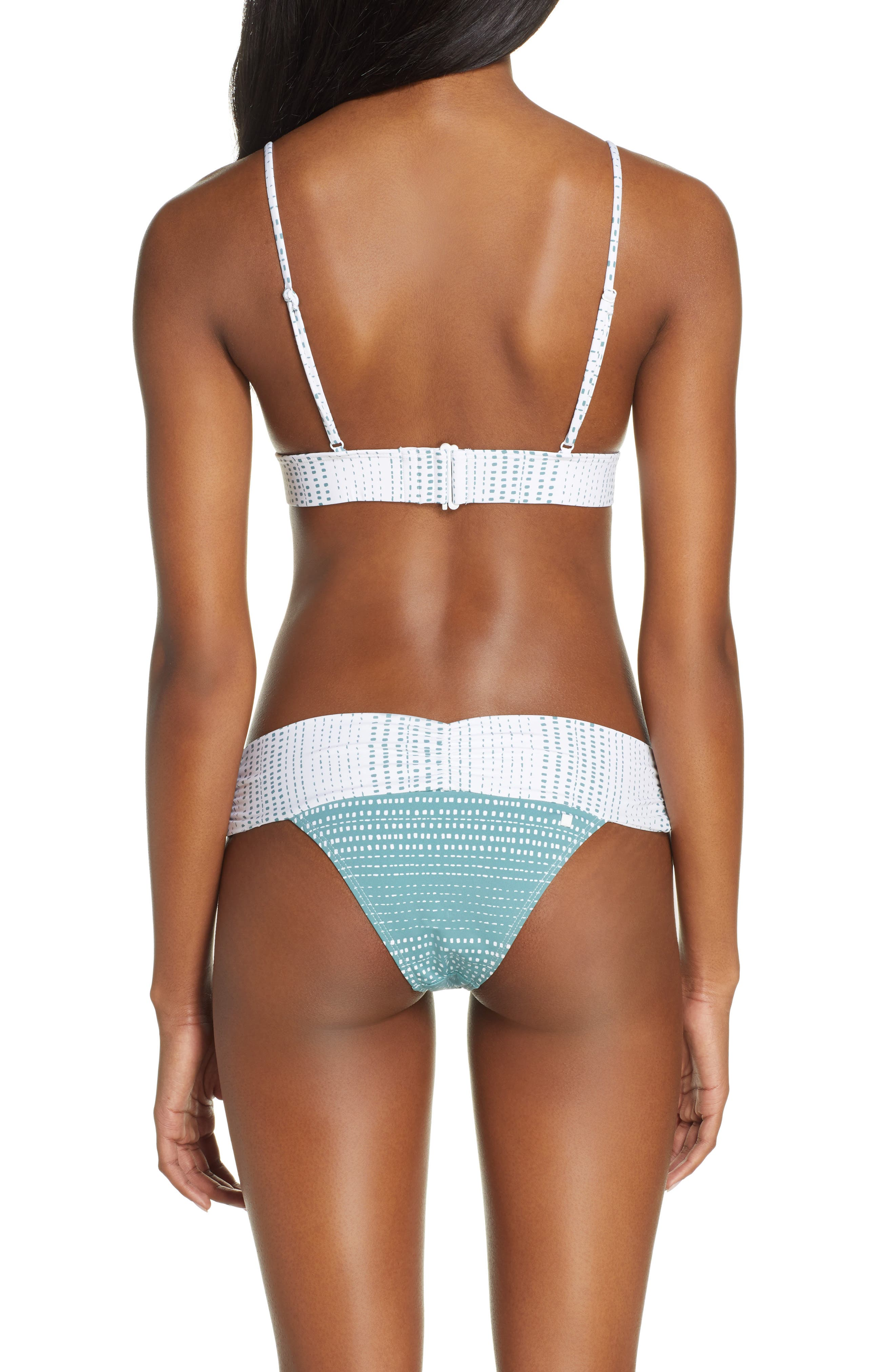 DOLCE VITA, Mojave Swim Bottoms, Alternate thumbnail 9, color, AGAVE