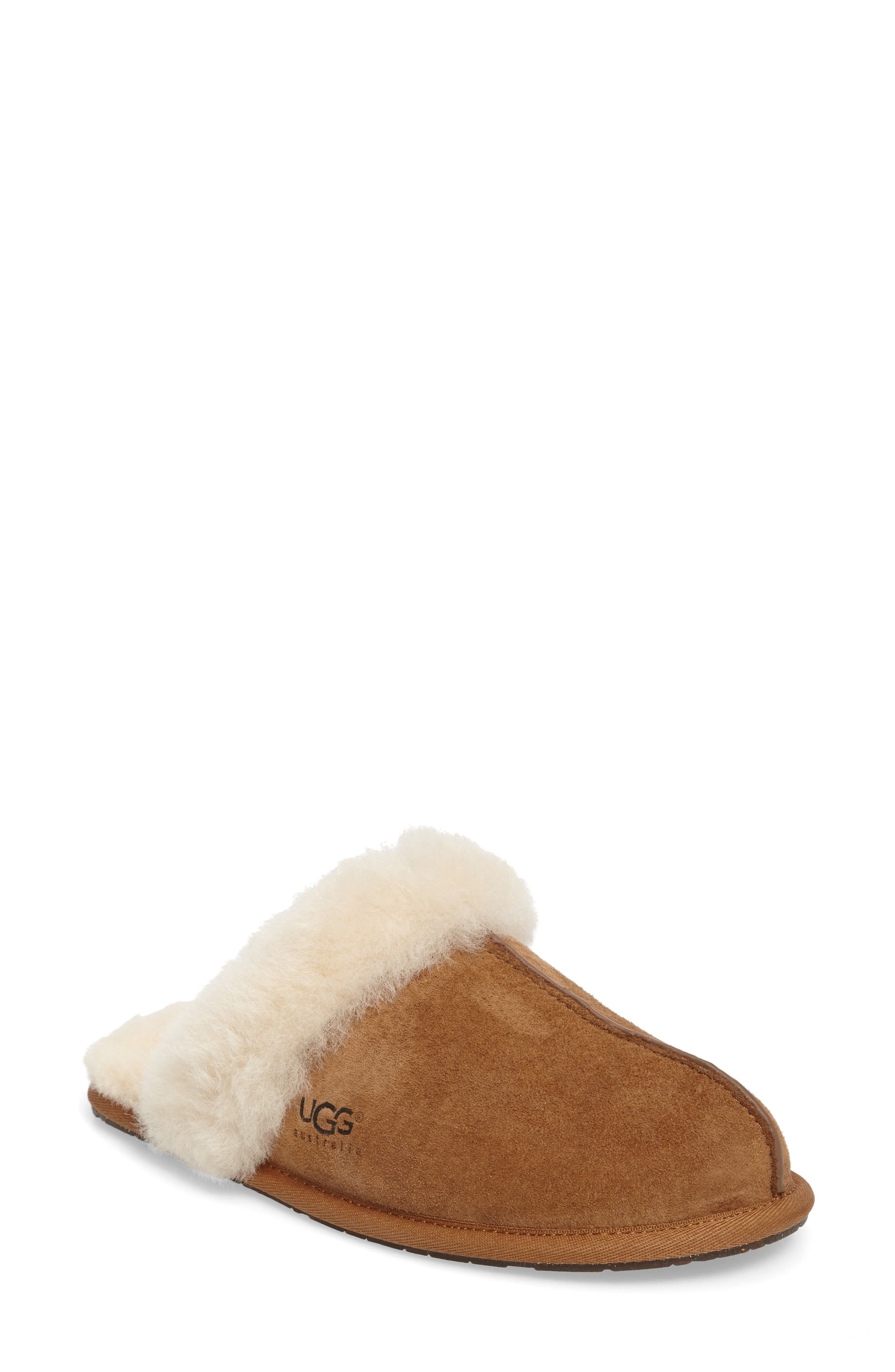 UGG<SUP>®</SUP> Scuffette II Water Resistant Slipper, Main, color, 219