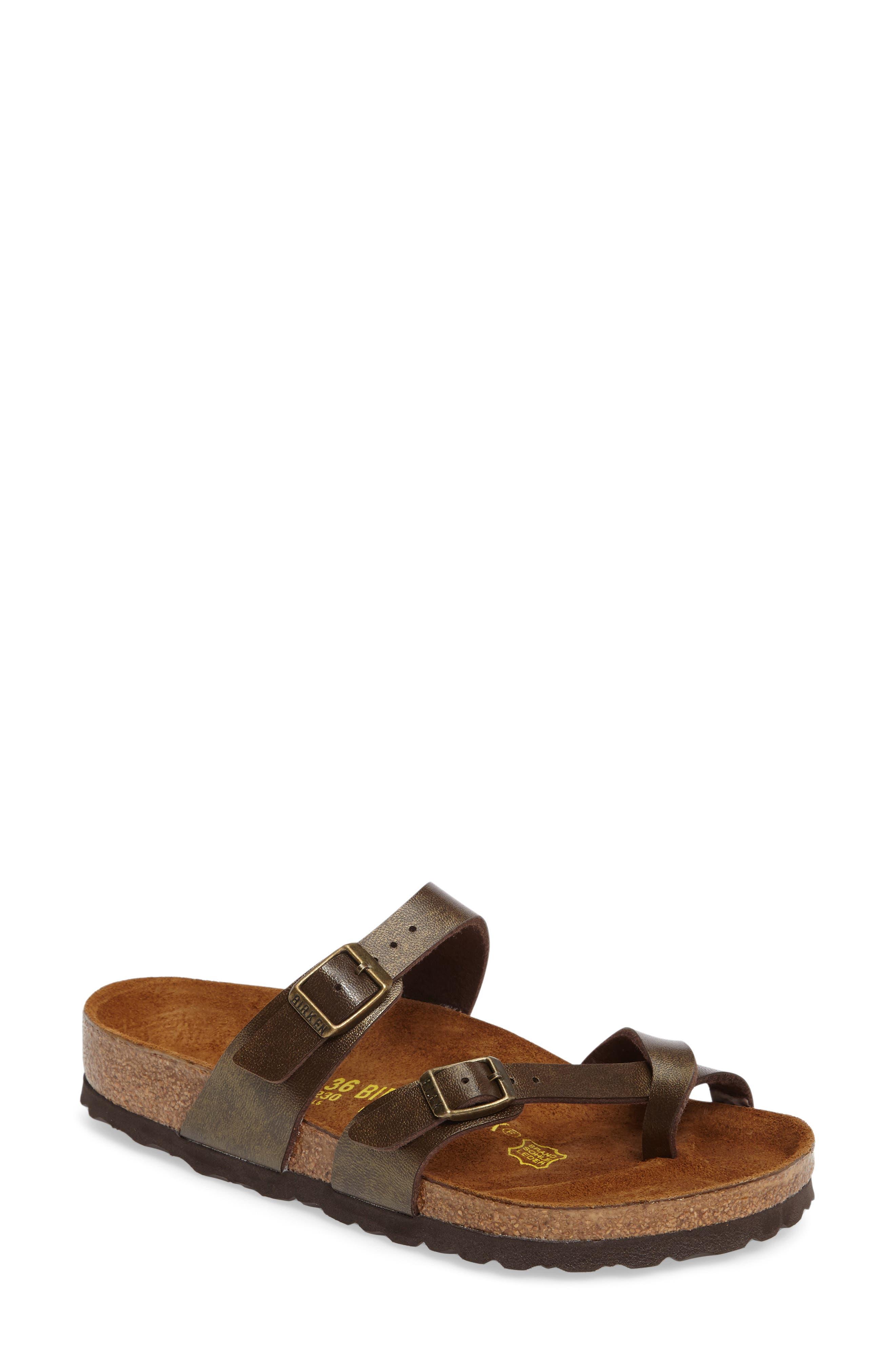 827201105263b7 Birkenstock  Mayari  Birko-Flor(TM) Sandal