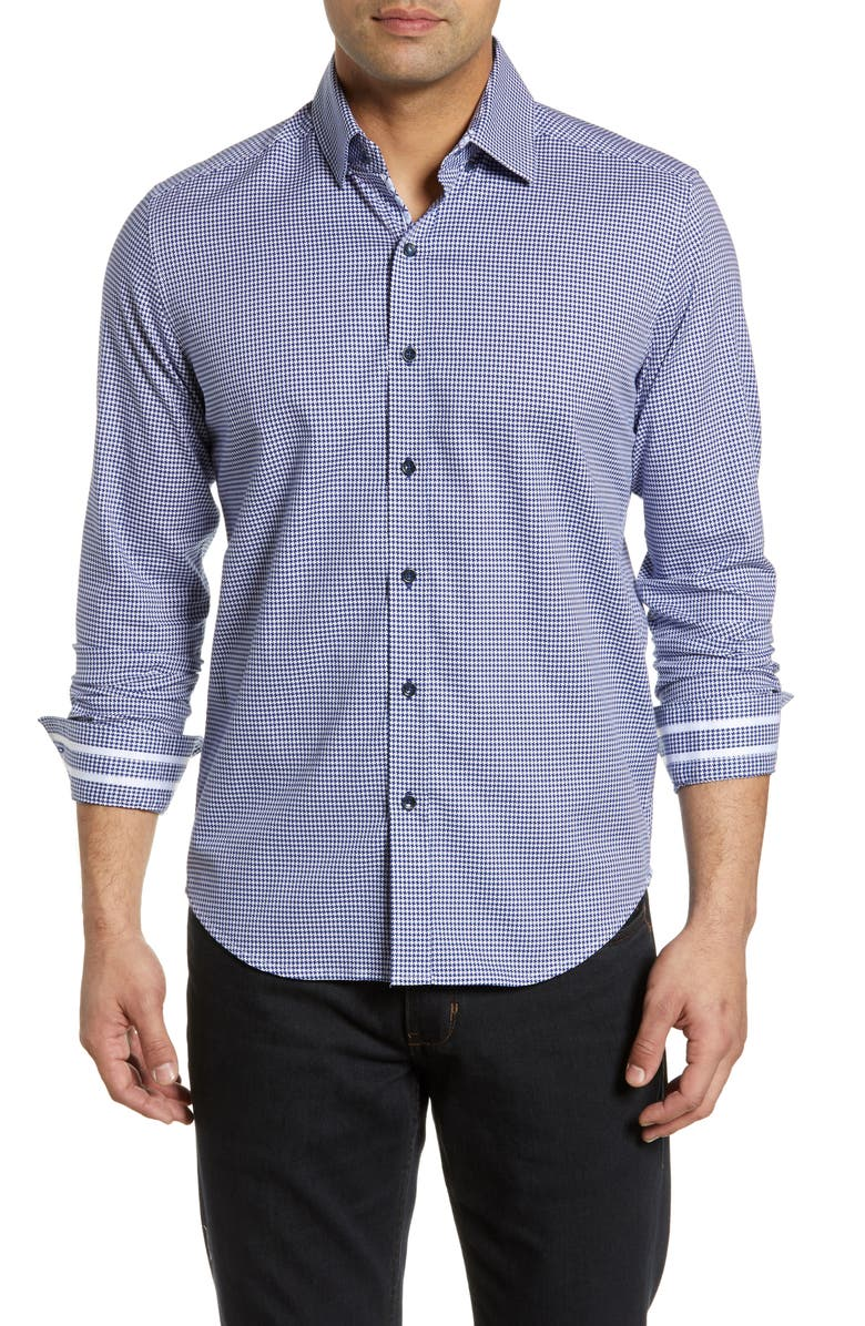 Robert Graham Shirts ALABASTER TAILORED FIT SPORT SHIRT