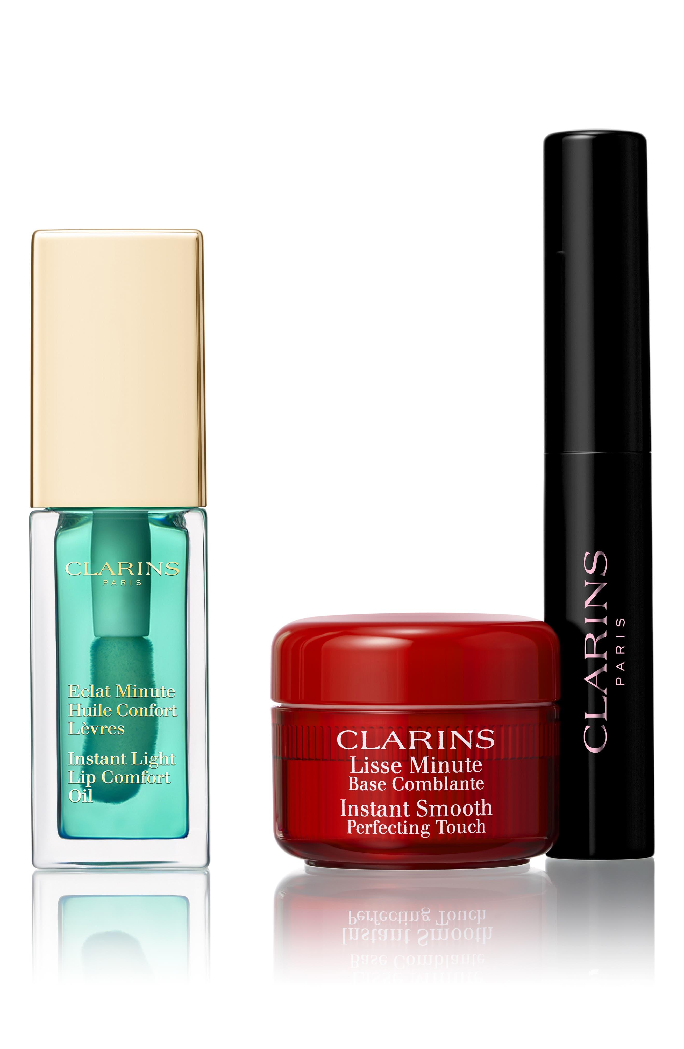 CLARINS, Instant Beauty Fix Kit, Main thumbnail 1, color, NO COLOR