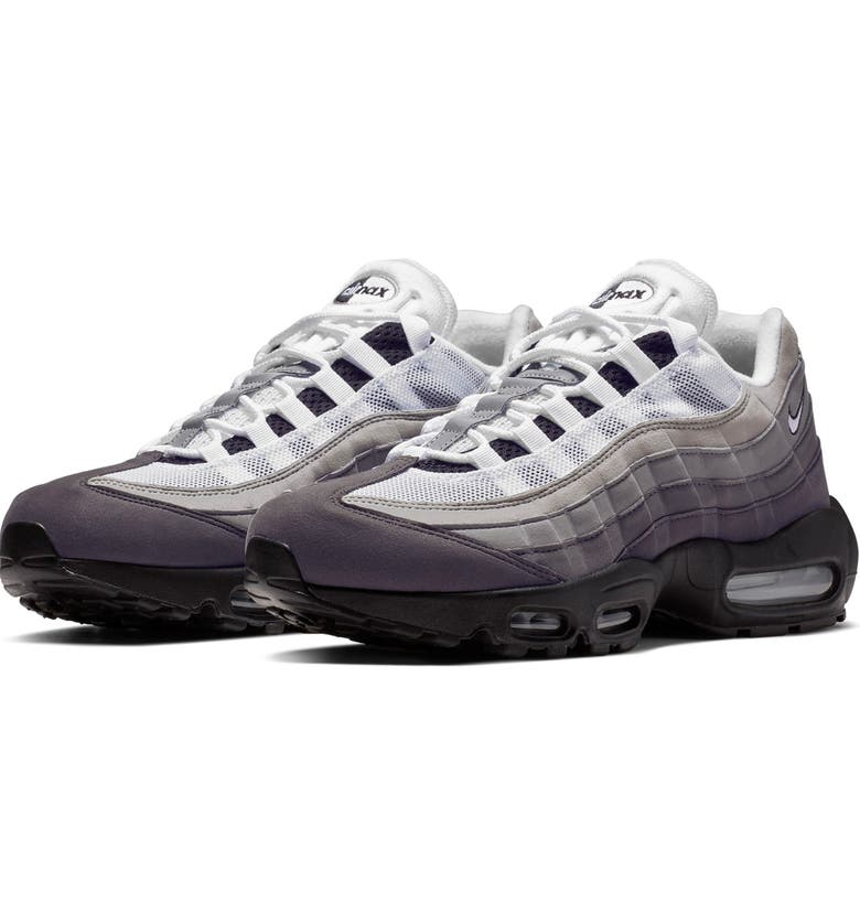timeless design caa8b 95ef2 NIKE Air Max 95 OG Sneaker, Main, color, BLACK  WHITE  GRANITE
