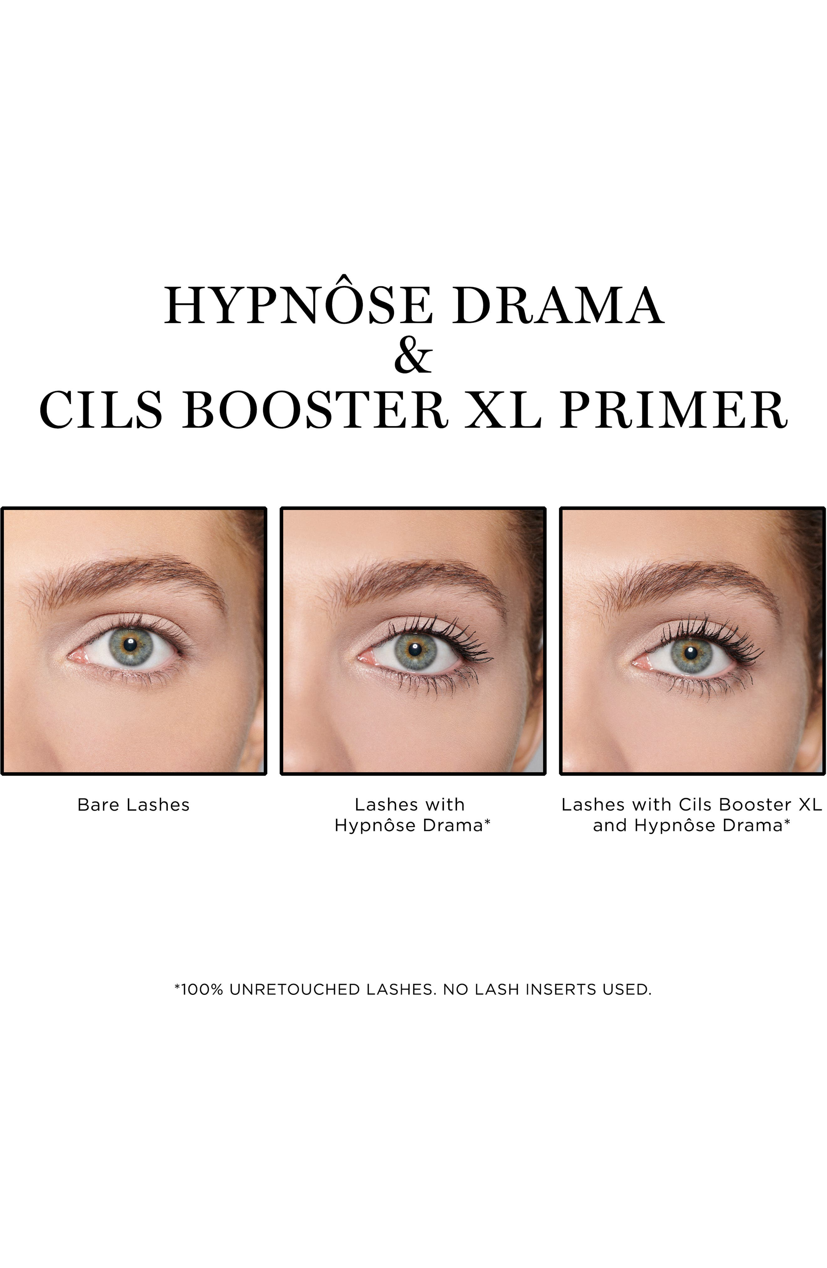 LANCÔME, Cils Booster XL Vitamin-Infused Mascara Primer, Alternate thumbnail 3, color, NO COLOR