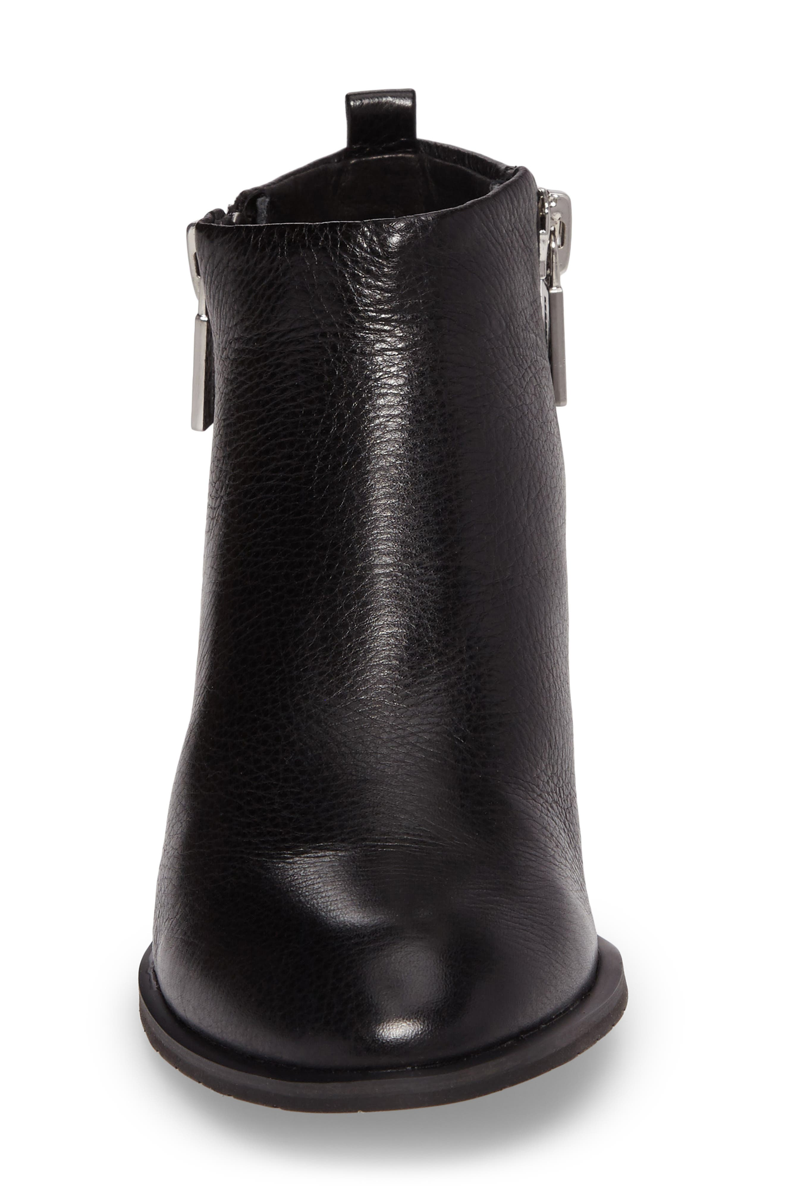 KENNETH COLE NEW YORK, Addy Bootie, Alternate thumbnail 4, color, 001