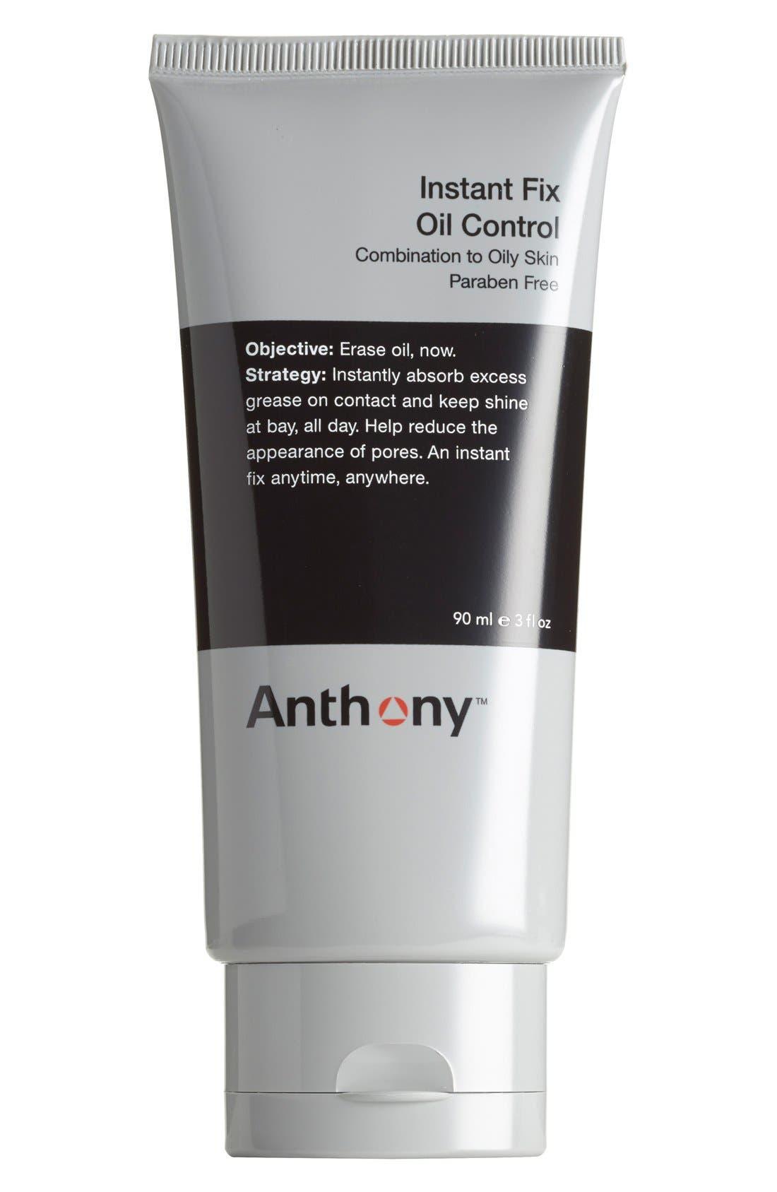 ANTHONY,  Instant Fix Oil Control Mattifier, Main thumbnail 1, color, NO COLOR