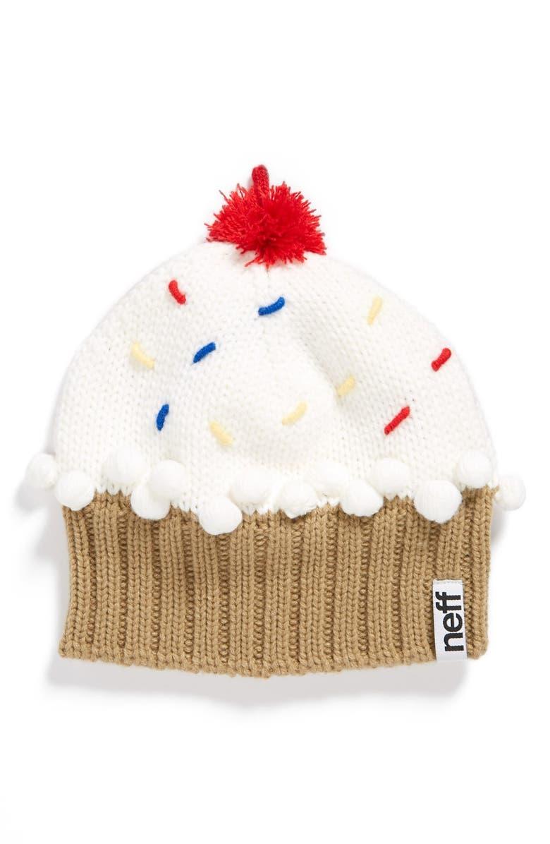 5e569a10234 Neff  Cupcake  Beanie (Girls)