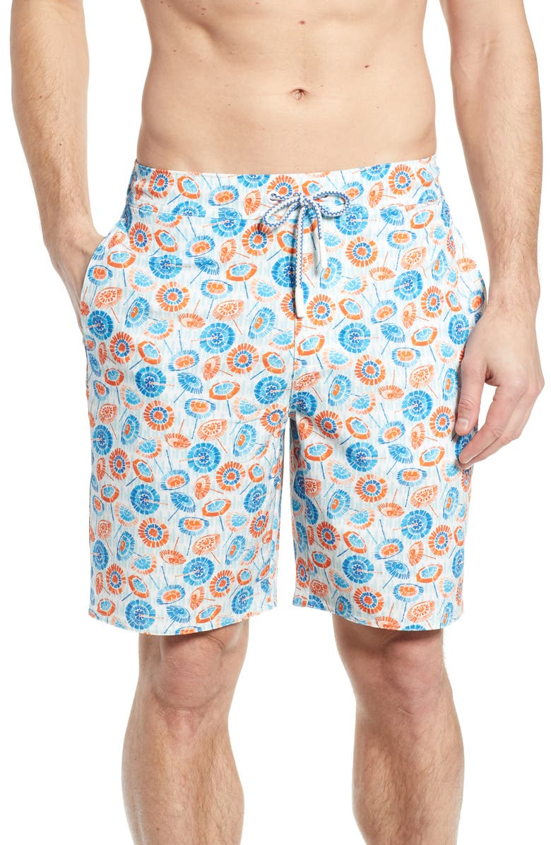 Johnnie-O Shorts HARBOR REGULAR FIT BOARD SHORTS