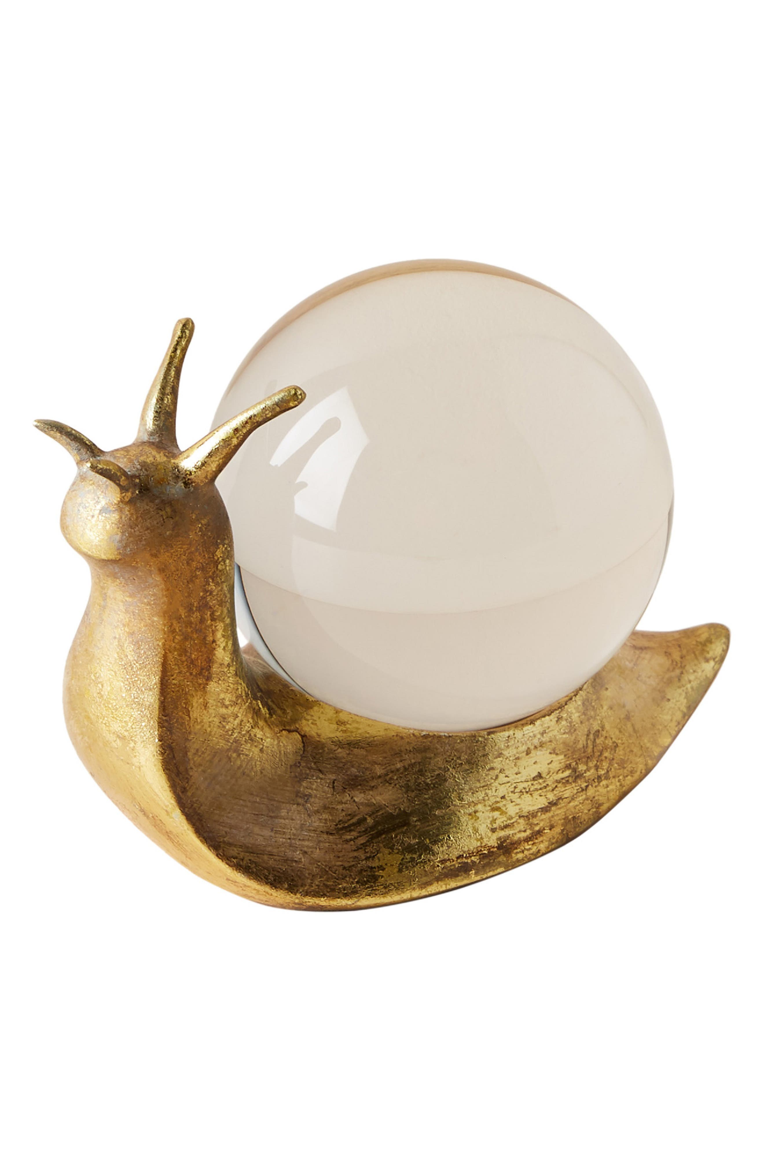 ANTHROPOLOGIE, Snail Object, Alternate thumbnail 4, color, 710