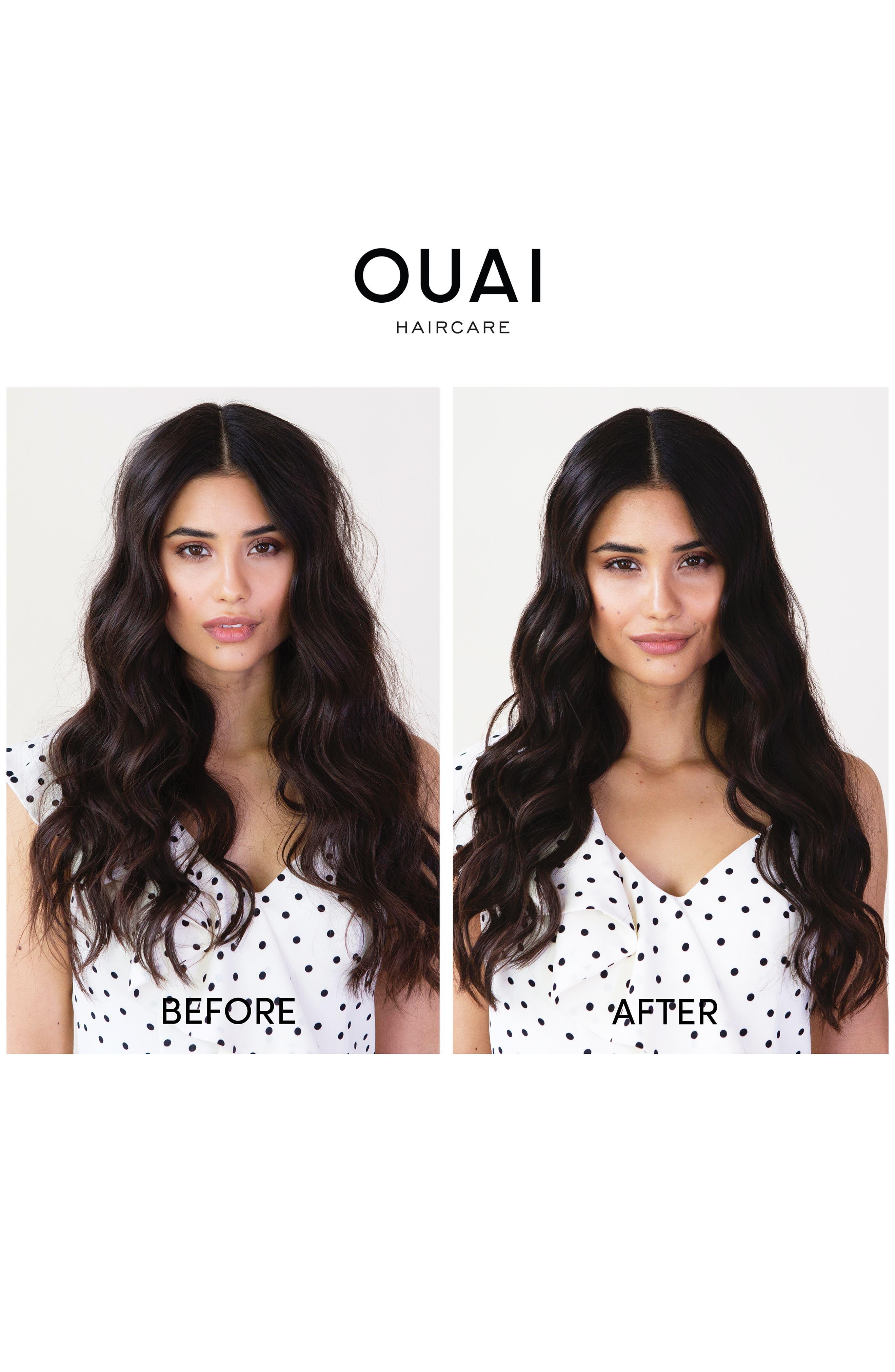 OUAI, Rose Hair & Body Oil, Alternate thumbnail 4, color, NO COLOR