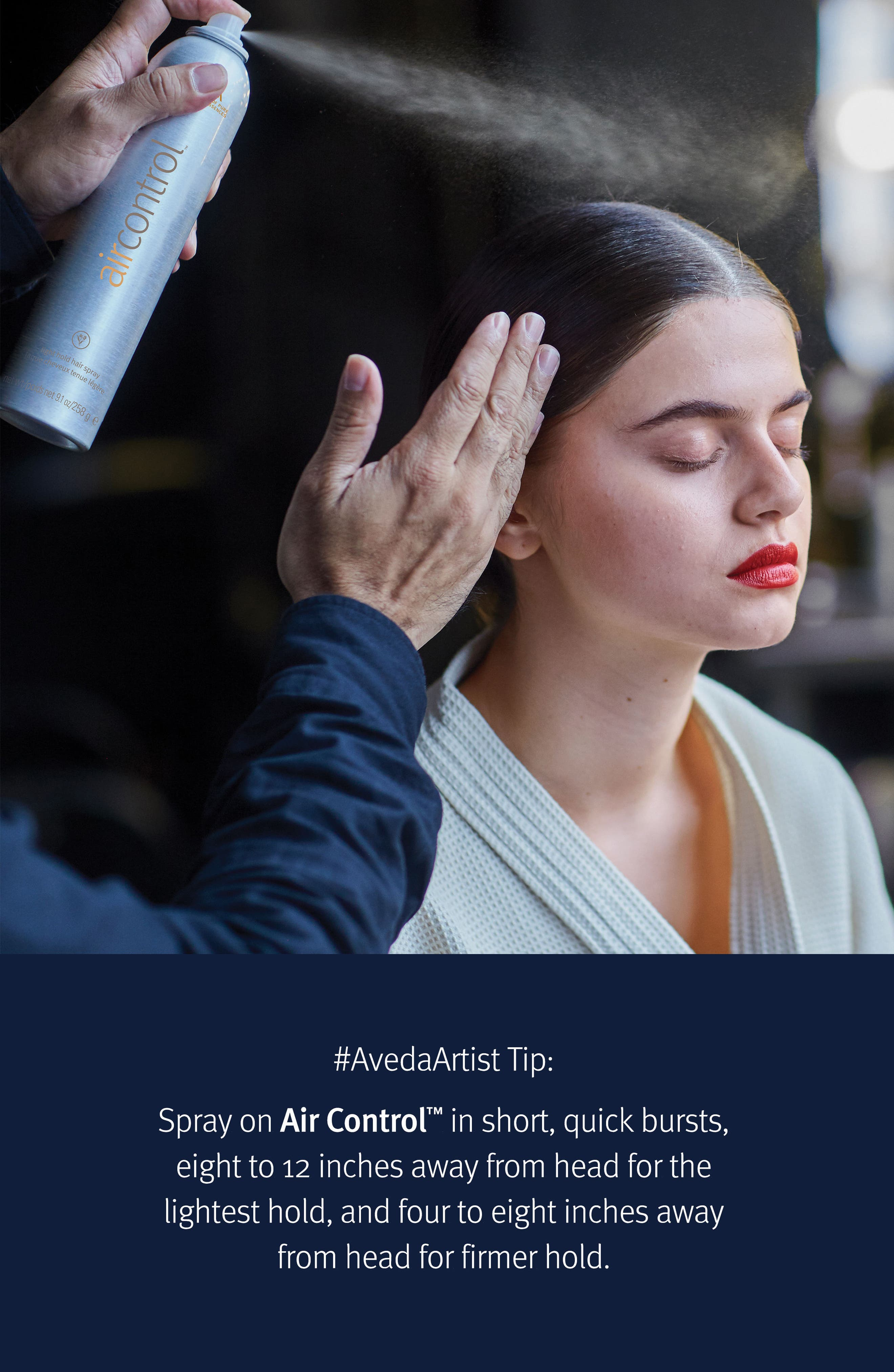 AVEDA, air control<sup>™</sup> Hair Spray, Alternate thumbnail 4, color, NO COLOR