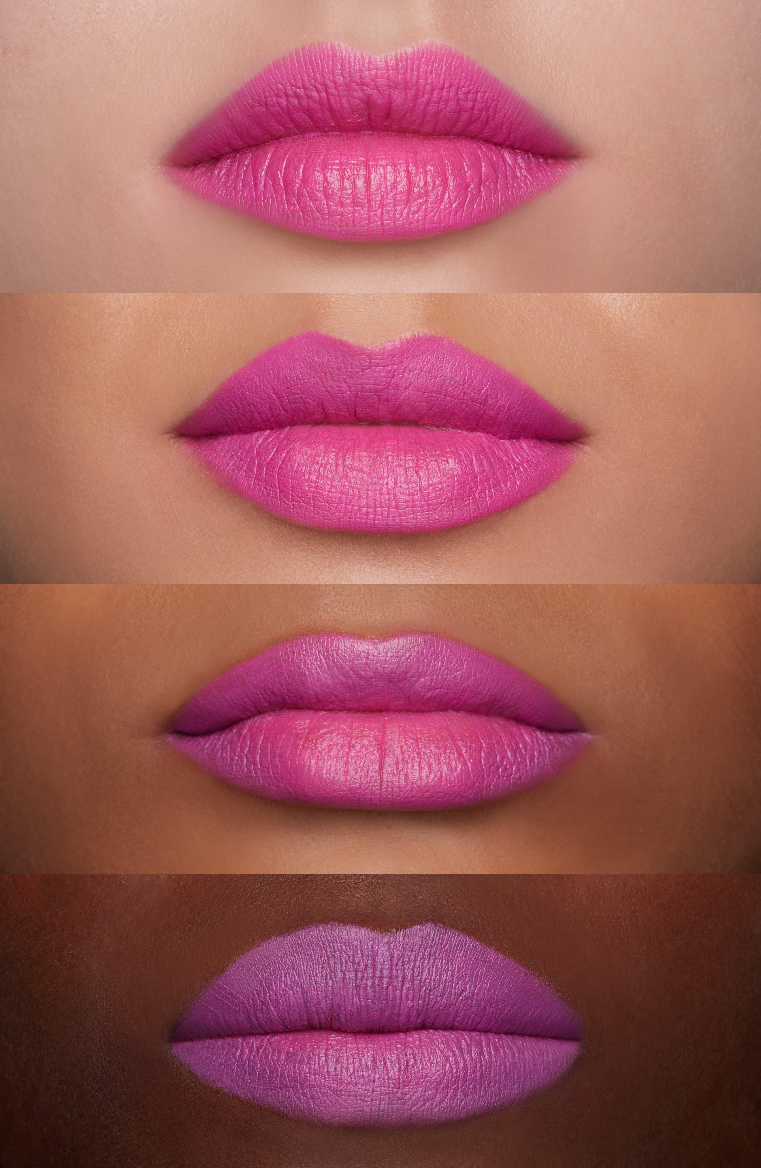 MAC COSMETICS, MAC Candy Yum-Yum Shadescent Lipstick, Alternate thumbnail 2, color, 650