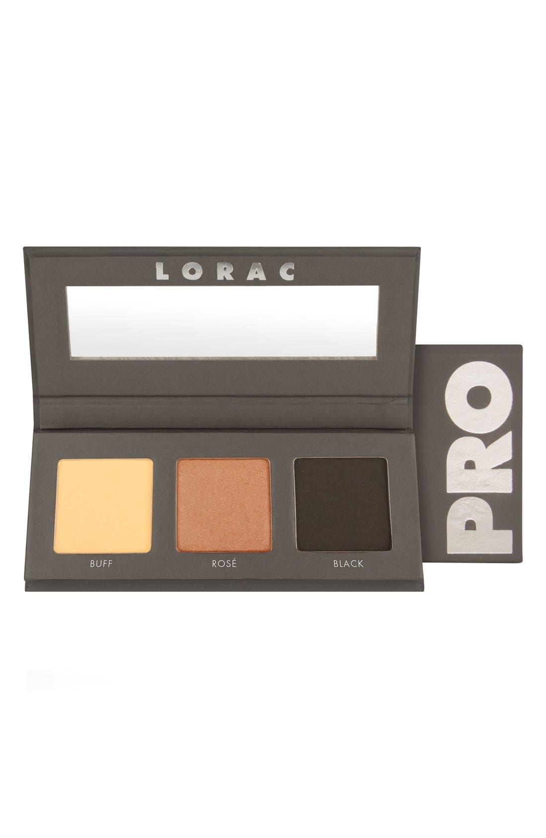 LORAC, 'Pocket PRO 2' Palette, Main thumbnail 1, color, 001
