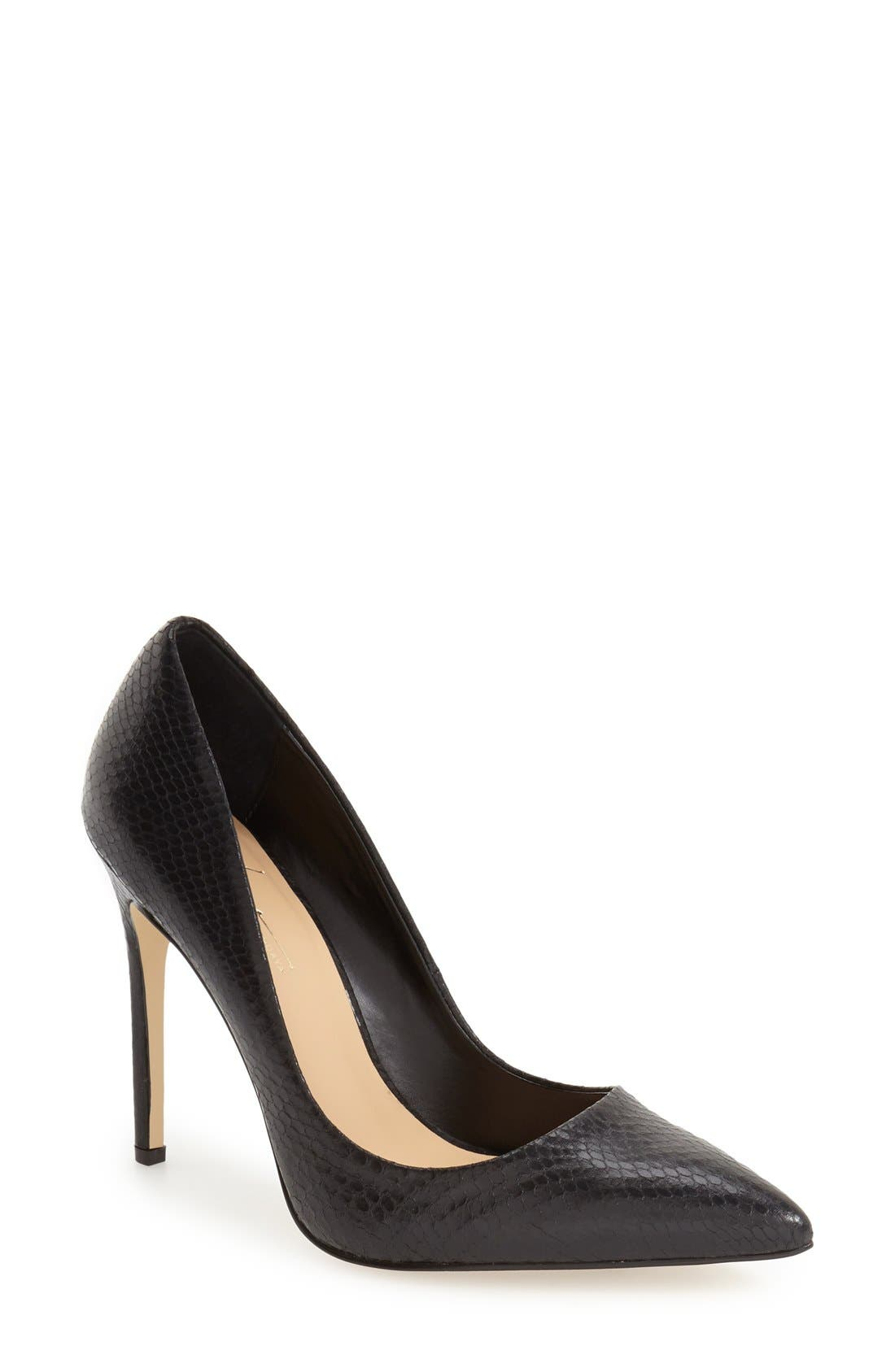 DAYA by Zendaya 'Atmore' Pump, Main, color, 019