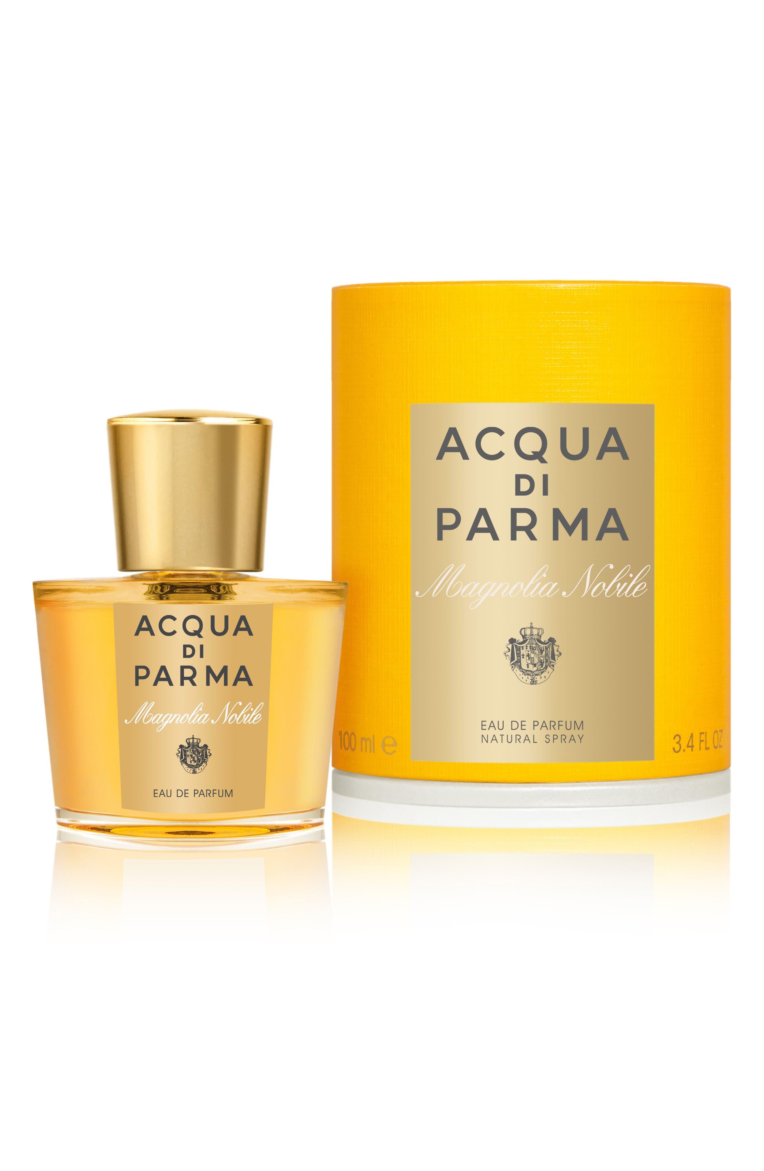 ACQUA DI PARMA, 'Magnolia Nobile' Eau de Parfum, Alternate thumbnail 2, color, NO COLOR