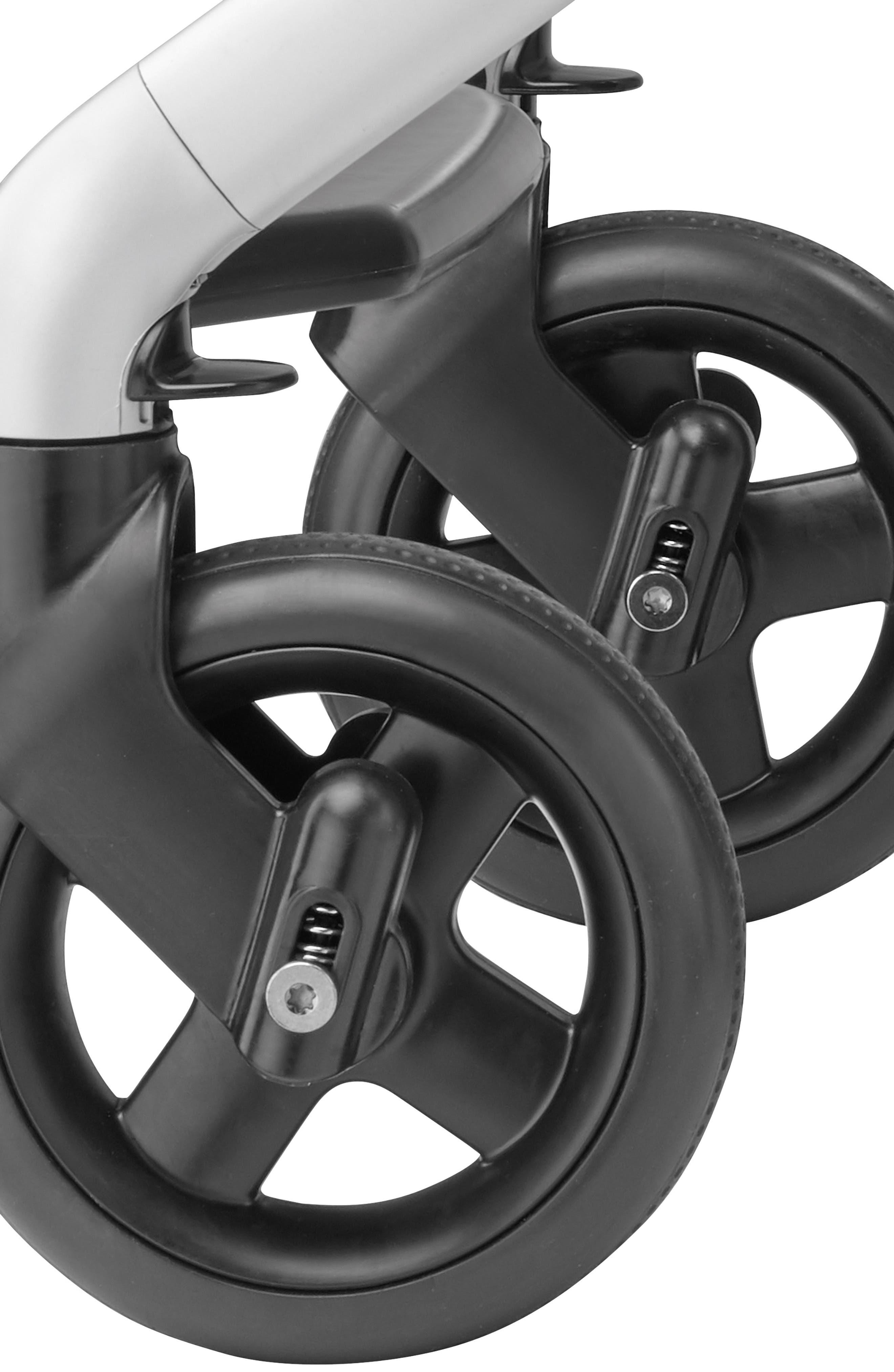MAXI-COSI<SUP>®</SUP>, Lila Modular Stroller, Alternate thumbnail 5, color, NOMAD BLACK