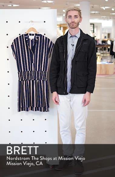 Smocked Stripe Dress, sales video thumbnail