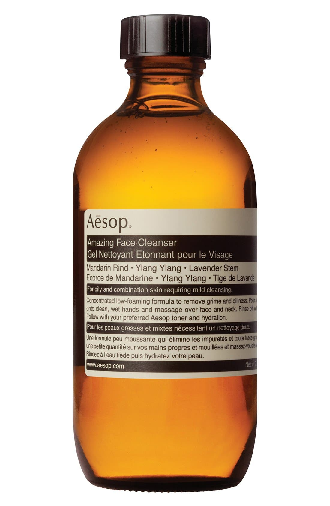 AESOP, Amazing Face Cleanser, Alternate thumbnail 2, color, NONE