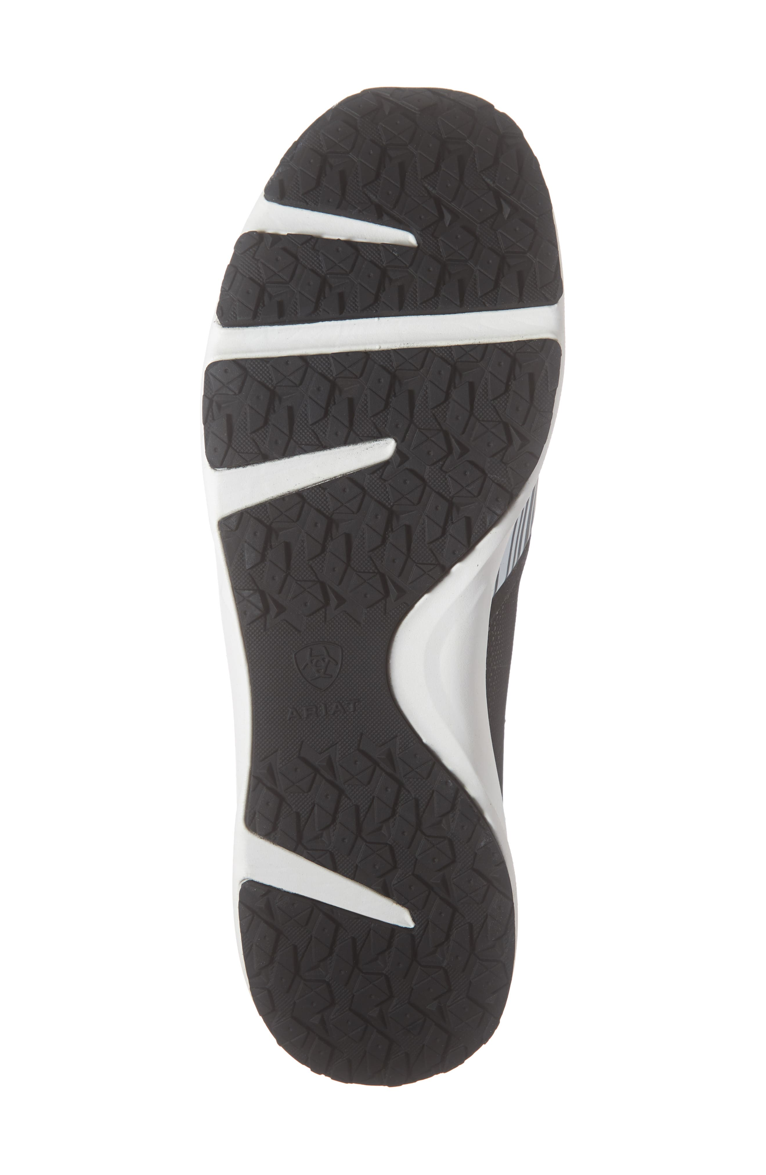 ARIAT, Fuse Print Sneaker, Alternate thumbnail 6, color, GREY STRIPE