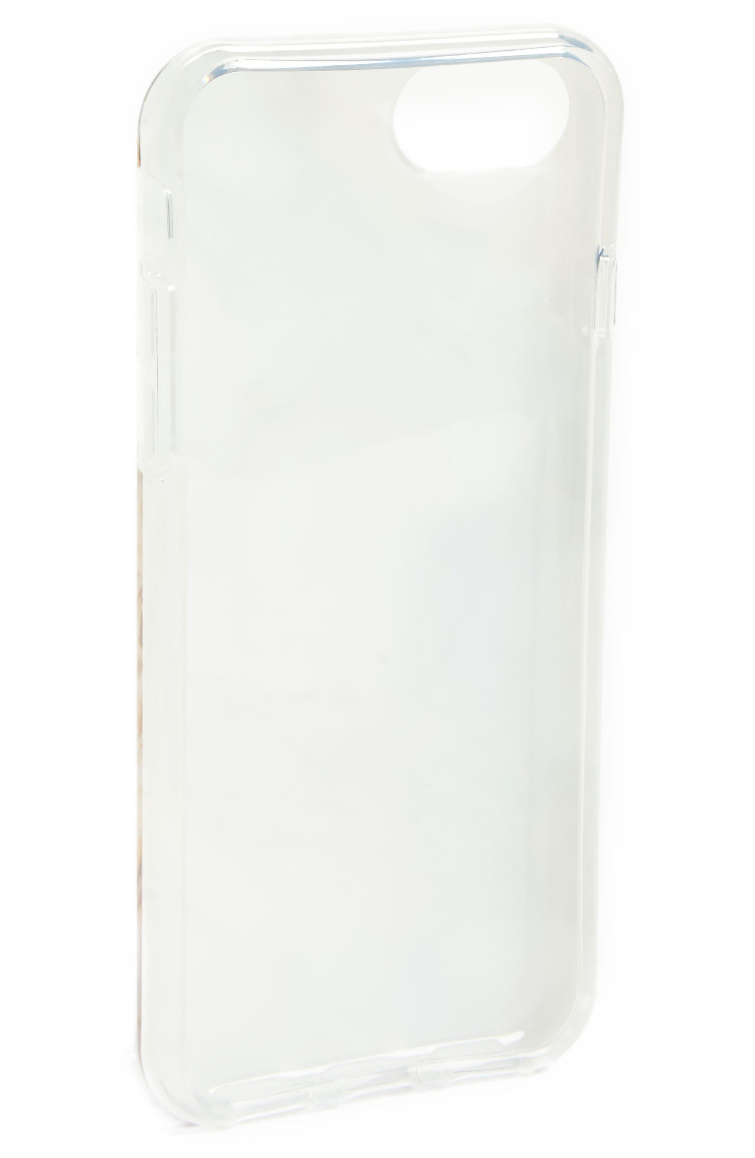 RECOVER, Gemstone iPhone 6/7/8 & 6/7/8 Plus Case, Alternate thumbnail 4, color, GEMSTONE