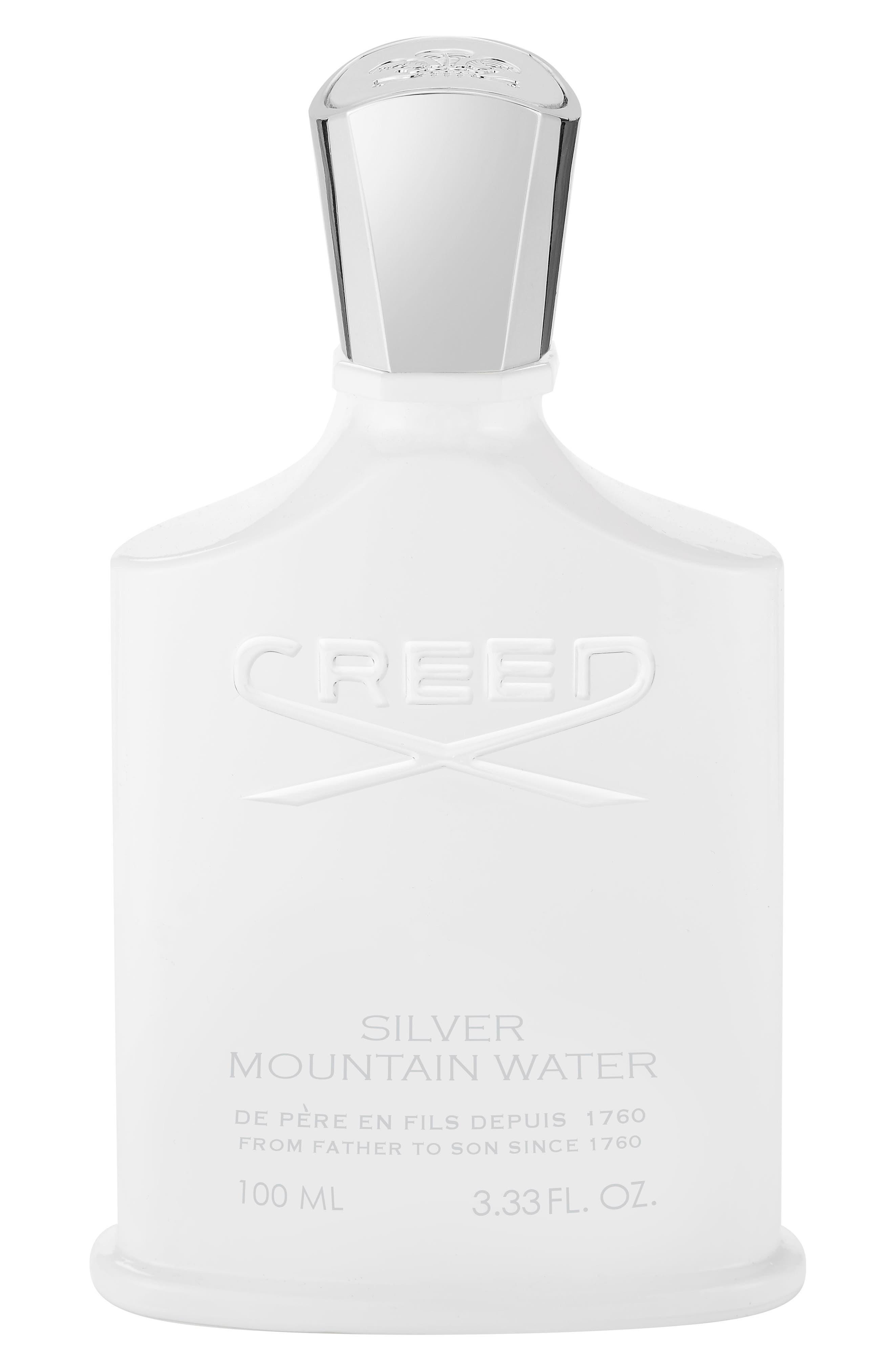 CREED, 'Silver Mountain Water' Fragrance, Main thumbnail 1, color, NO COLOR