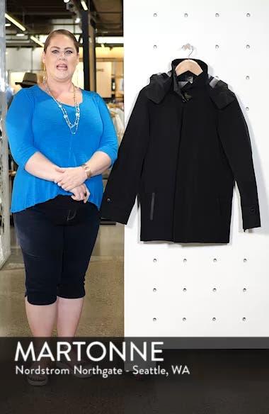 Harbor Cloth Seattle Raincoat, sales video thumbnail