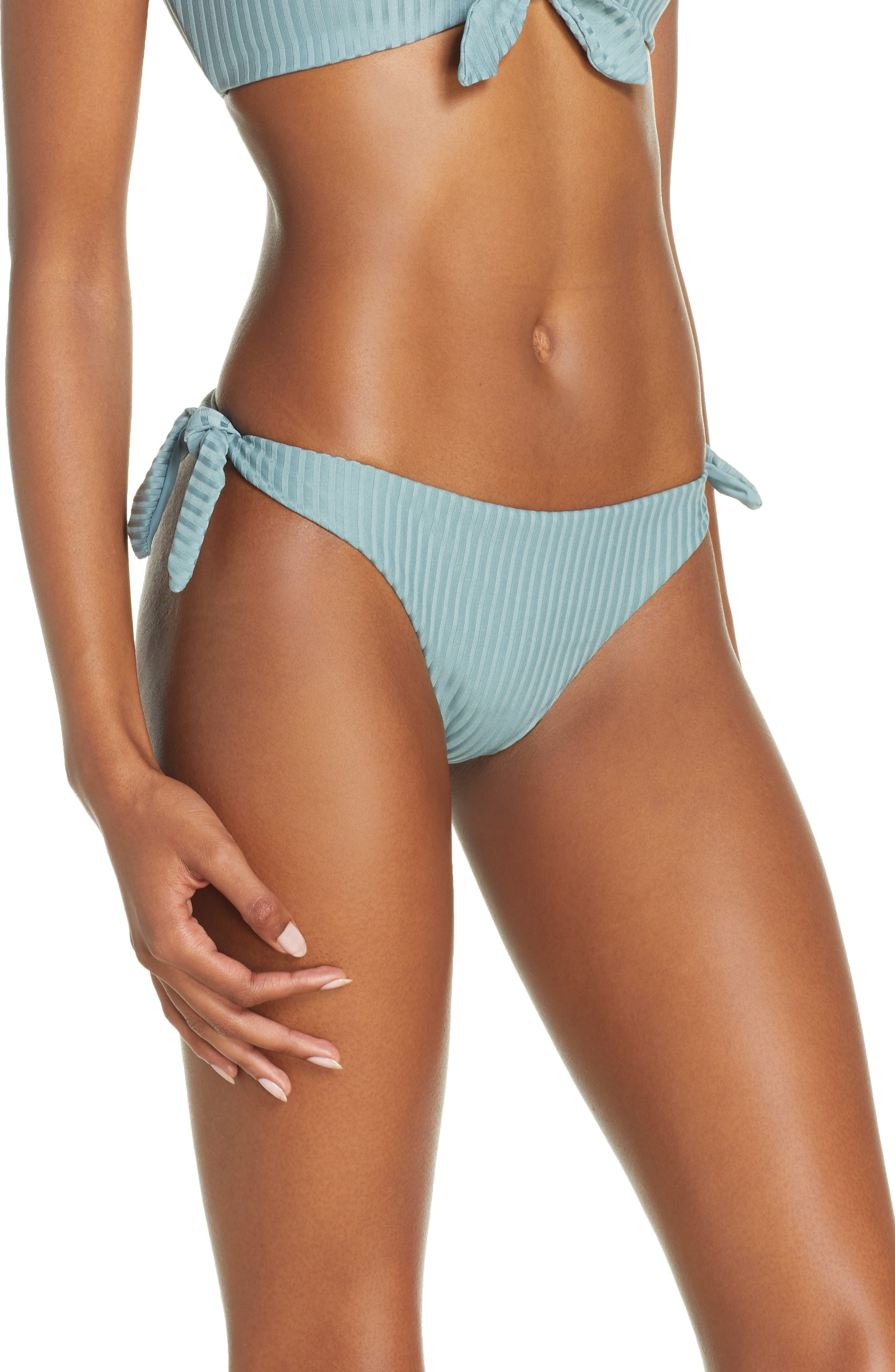 DOLCE VITA, Day Glow Swim Bottoms, Alternate thumbnail 4, color, AGAVE