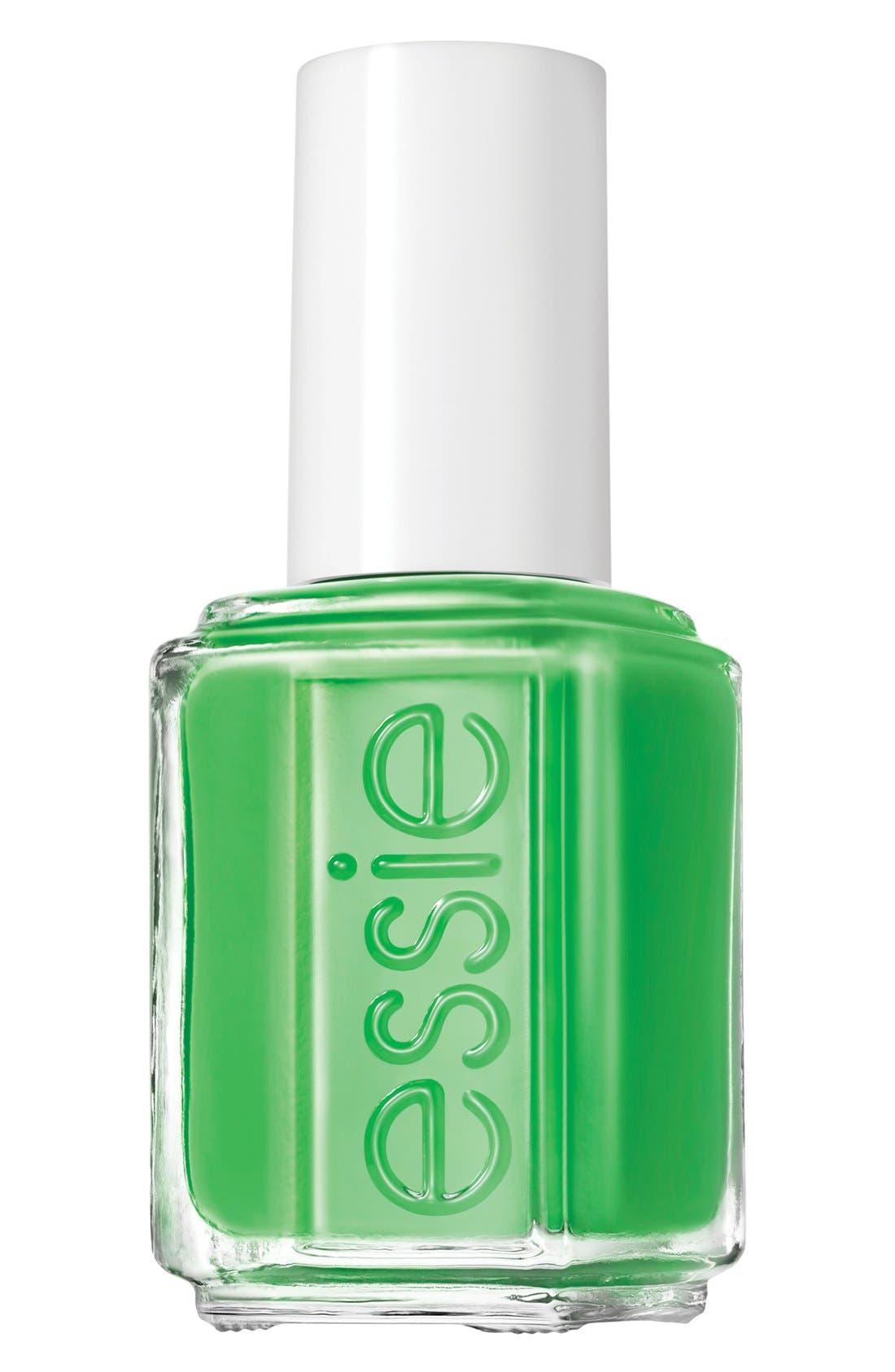 ESSIE,  Neon Collection Nail Polish, Main thumbnail 1, color, 300