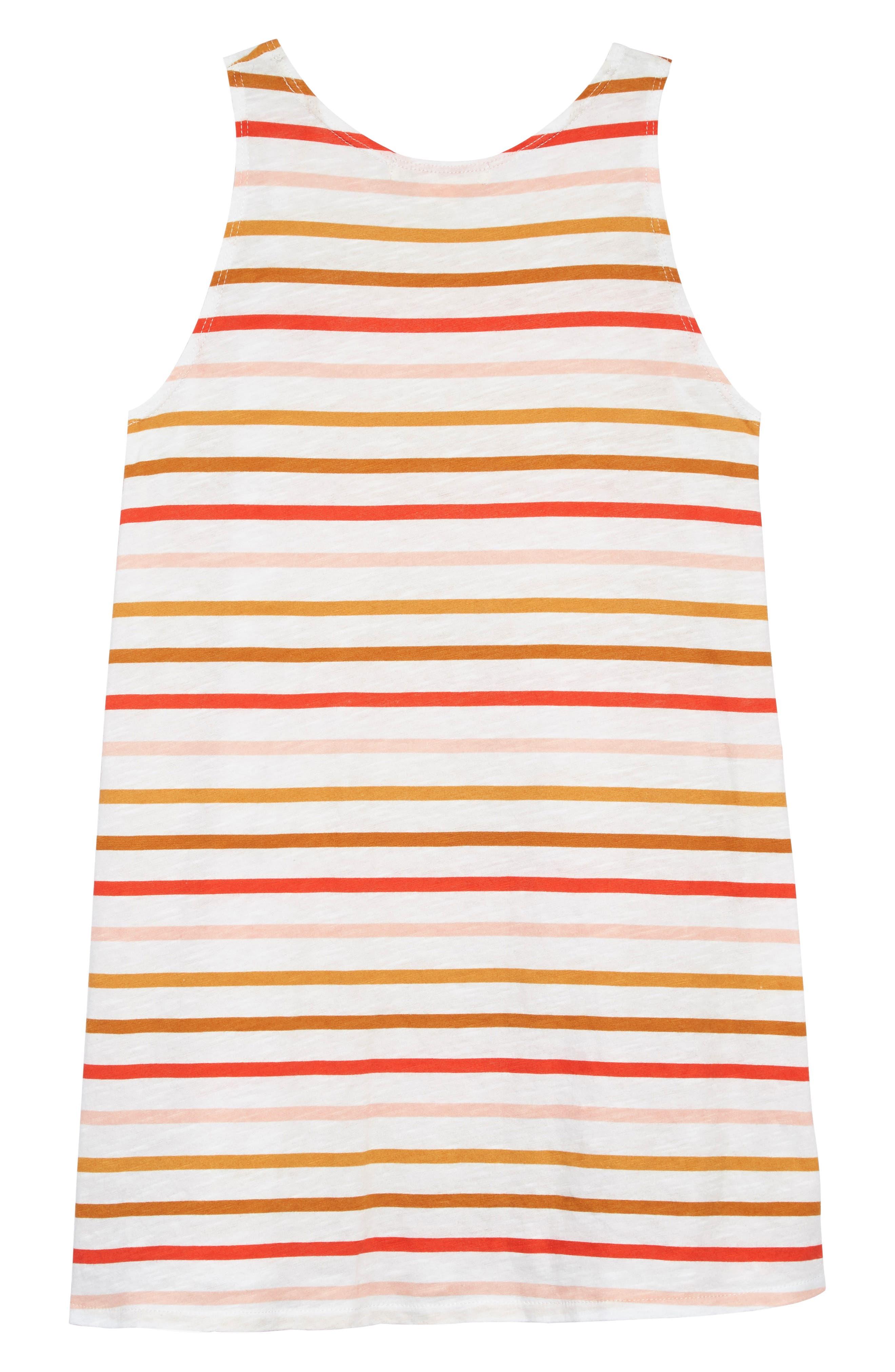 BILLABONG, Choose You Tank Dress, Alternate thumbnail 2, color, MUTLI