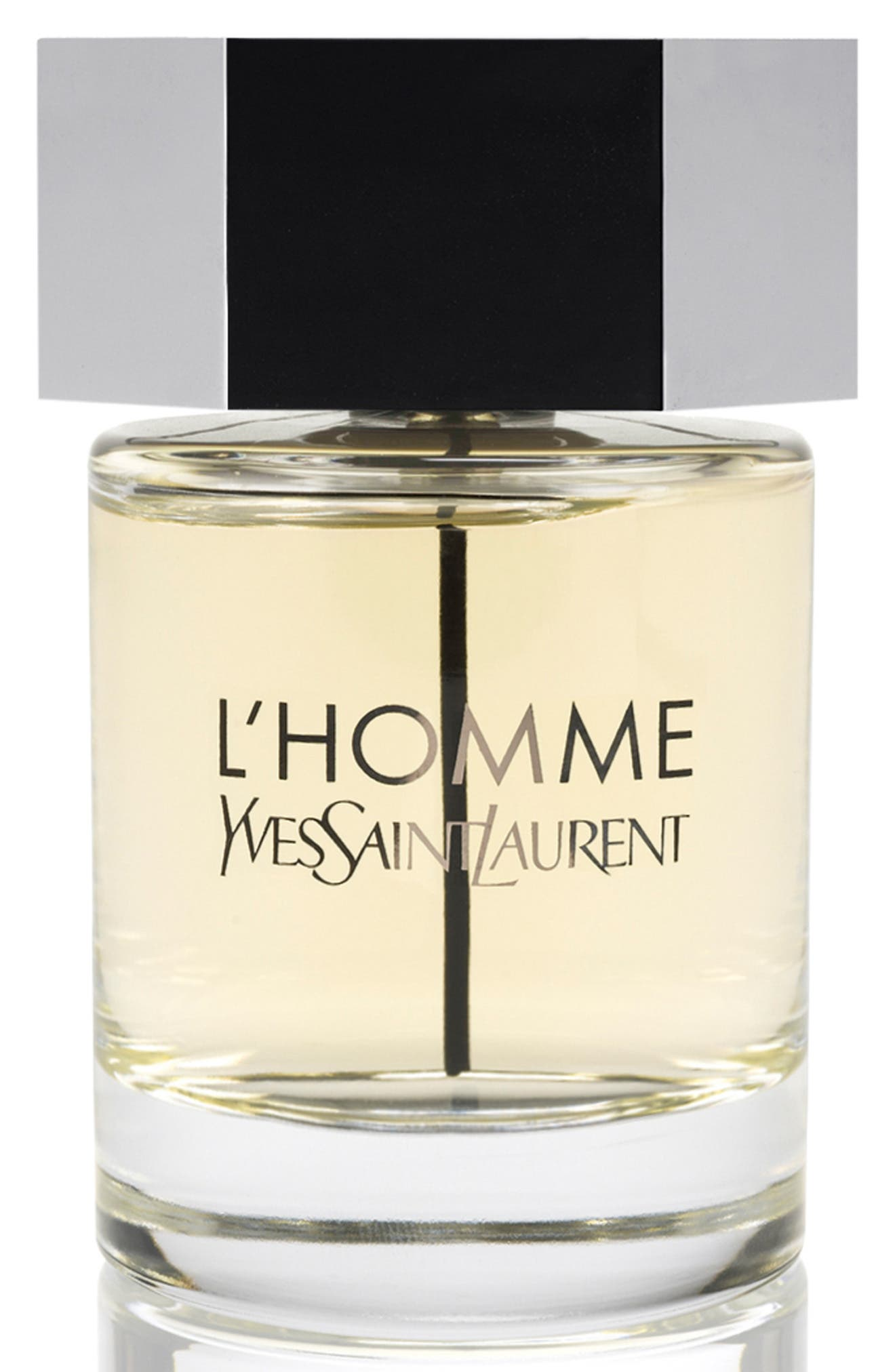 YVES SAINT LAURENT, L'Homme Eau de Toilette, Alternate thumbnail 2, color, NO COLOR