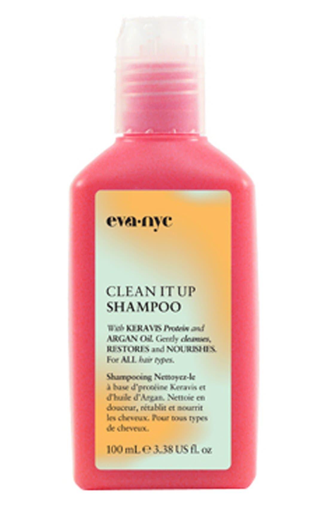 EVA NYC, 'Get Up & Go' Hair Travel Kit, Alternate thumbnail 6, color, 000