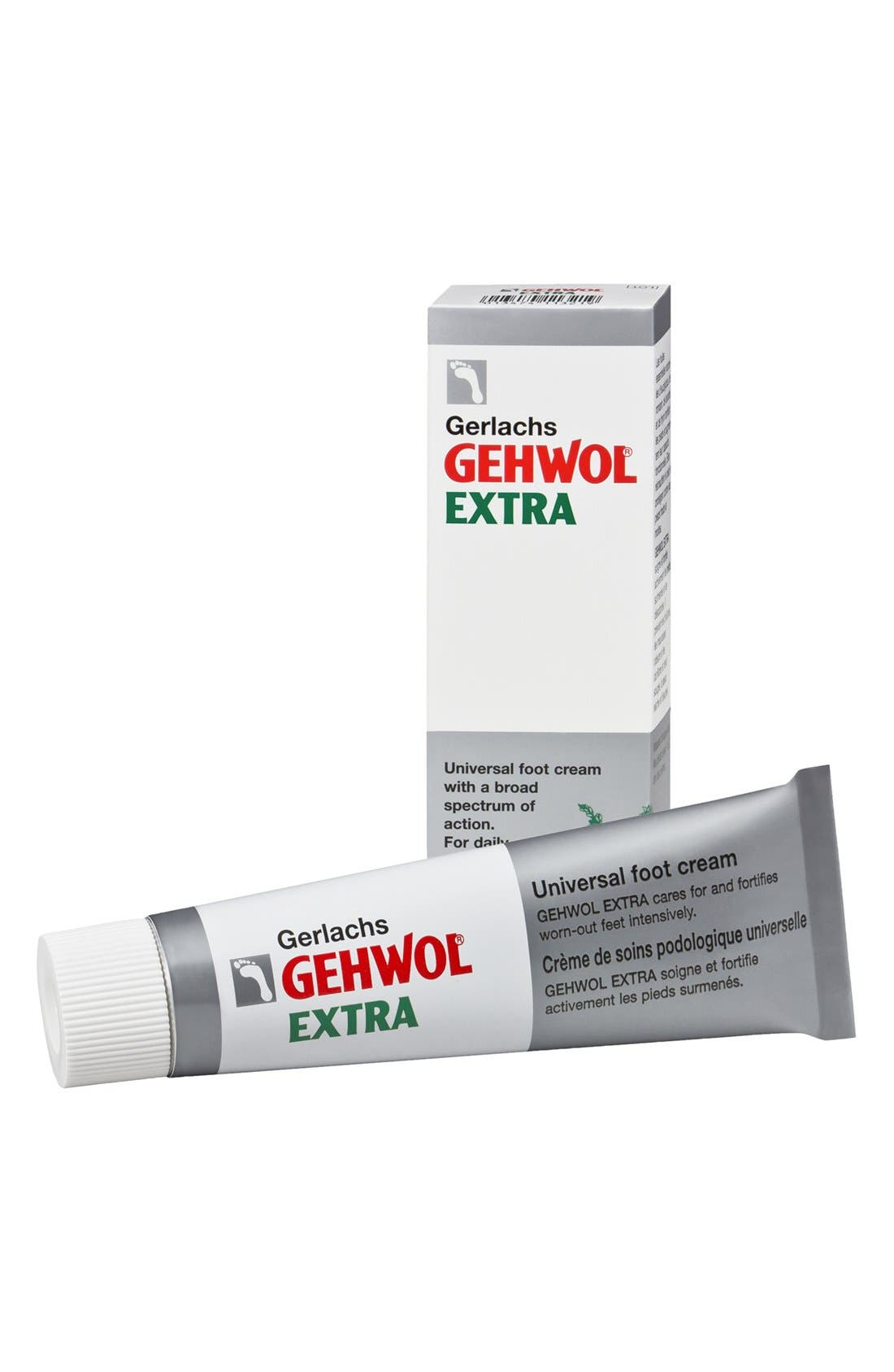 GEHWOL  Foot Cream Extra, Main, color, NO COLOR