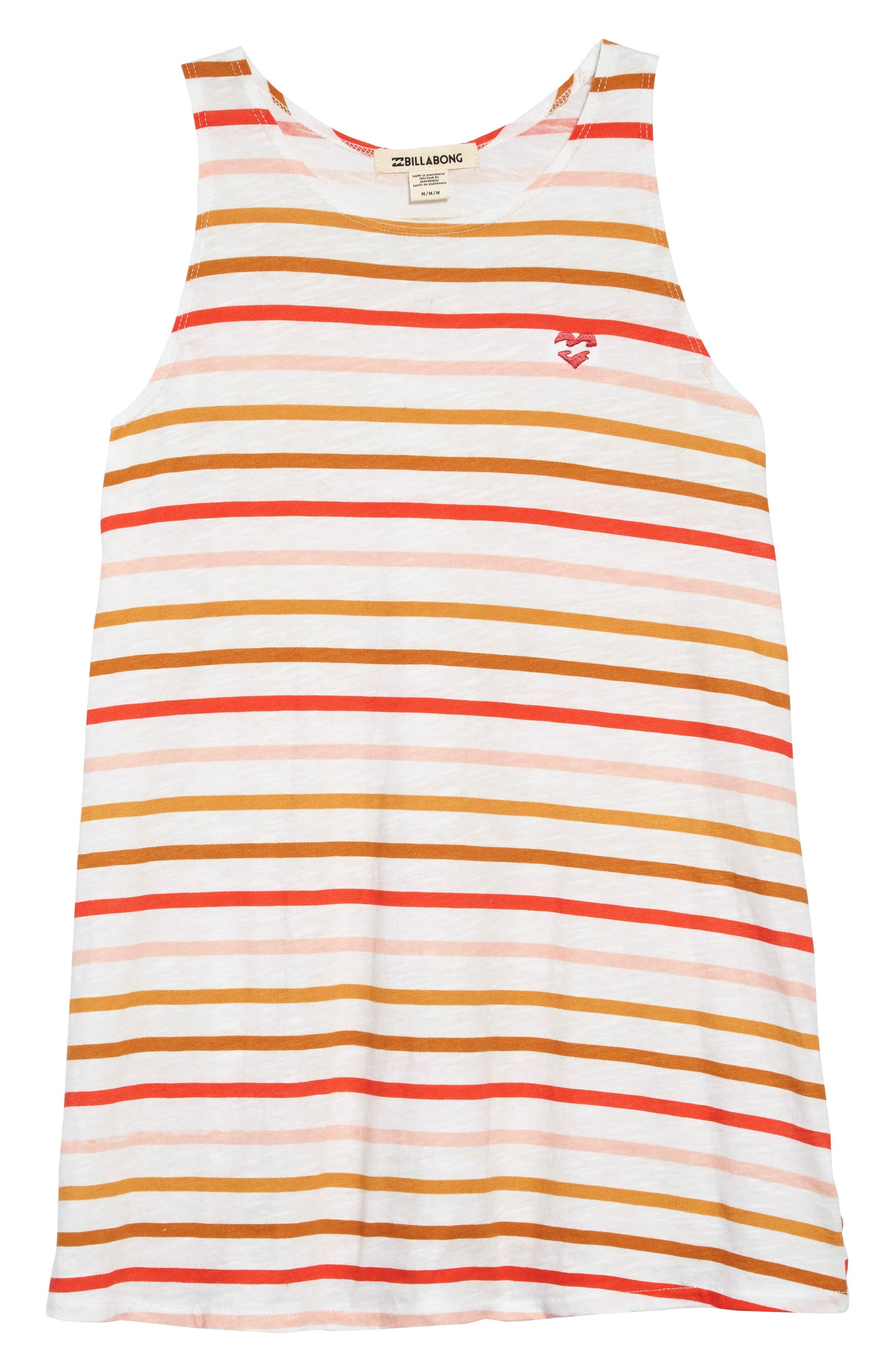 BILLABONG Choose You Tank Dress, Main, color, MUTLI
