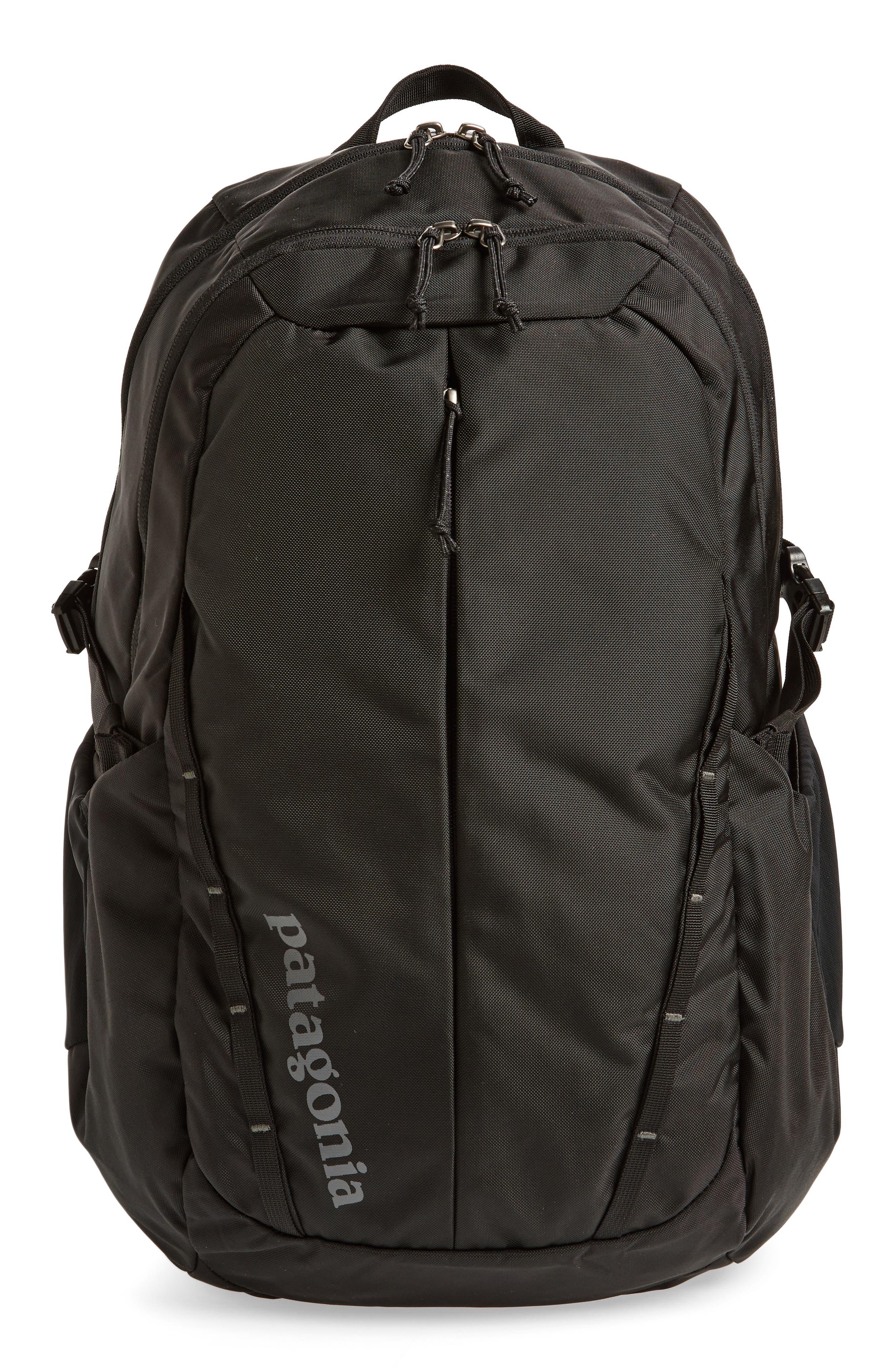 PATAGONIA, Refugio 28-Liter Backpack, Main thumbnail 1, color, 001