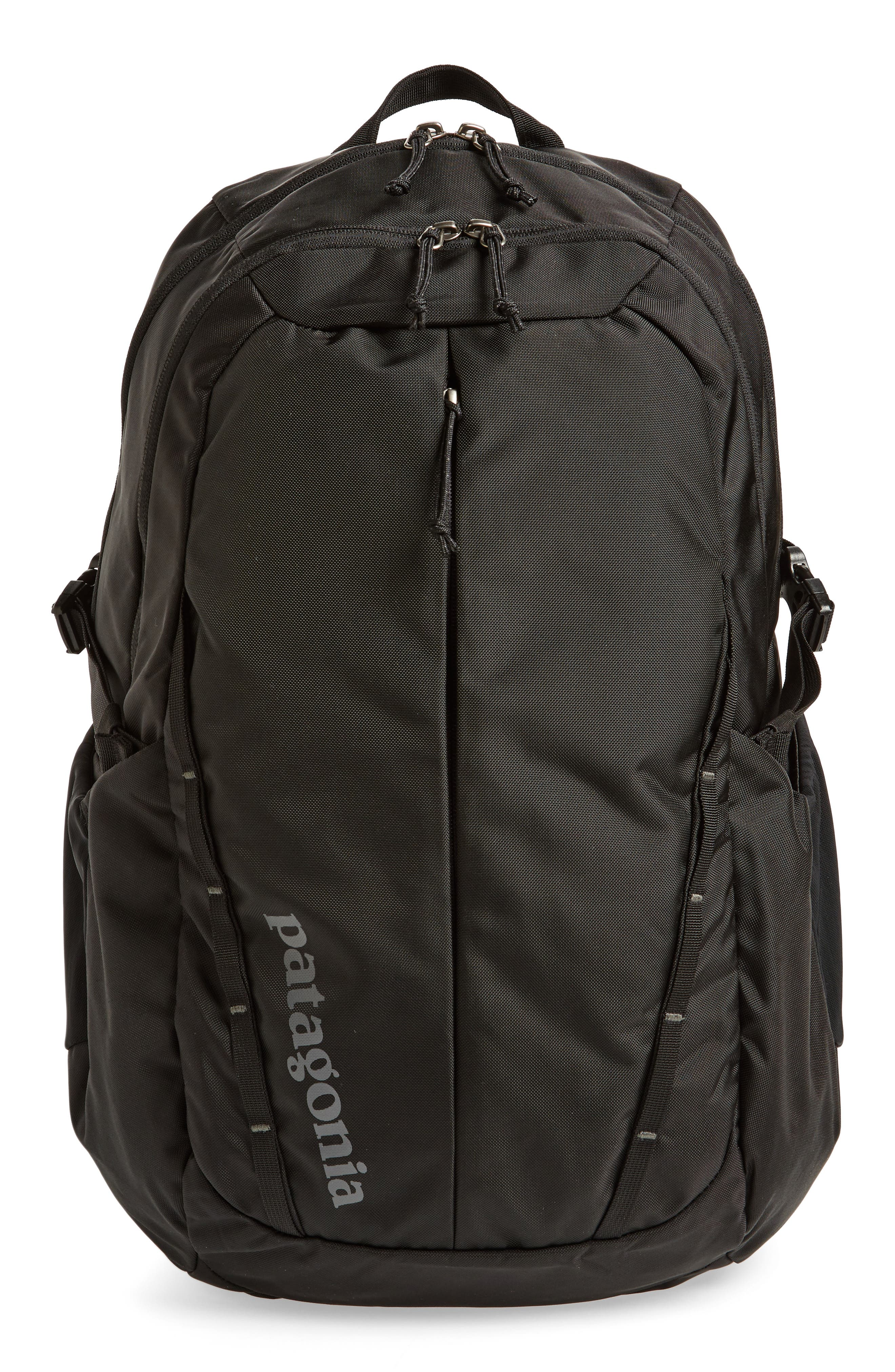 PATAGONIA Refugio 28-Liter Backpack, Main, color, 001