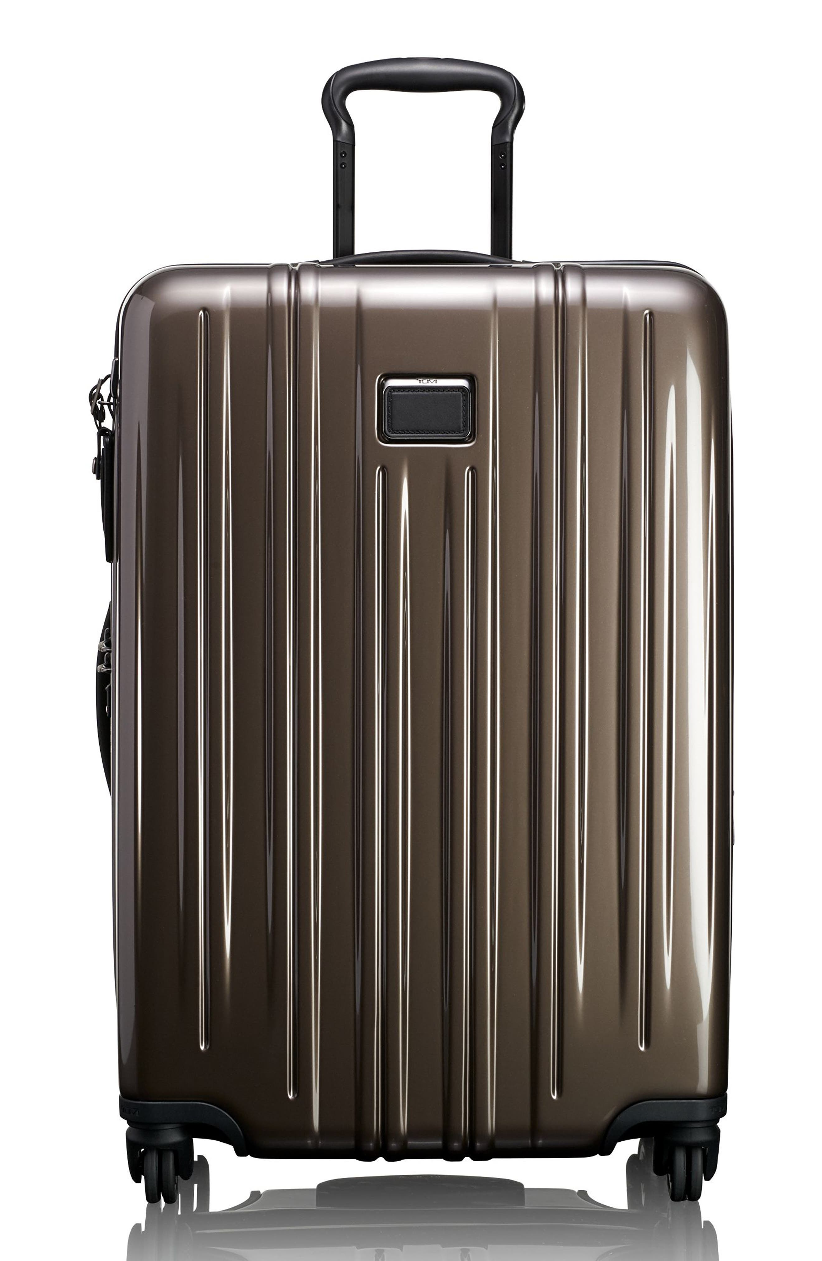 TUMI V3 Short Trip 26-Inch Expandable Wheeled Packing Case, Main, color, MINK