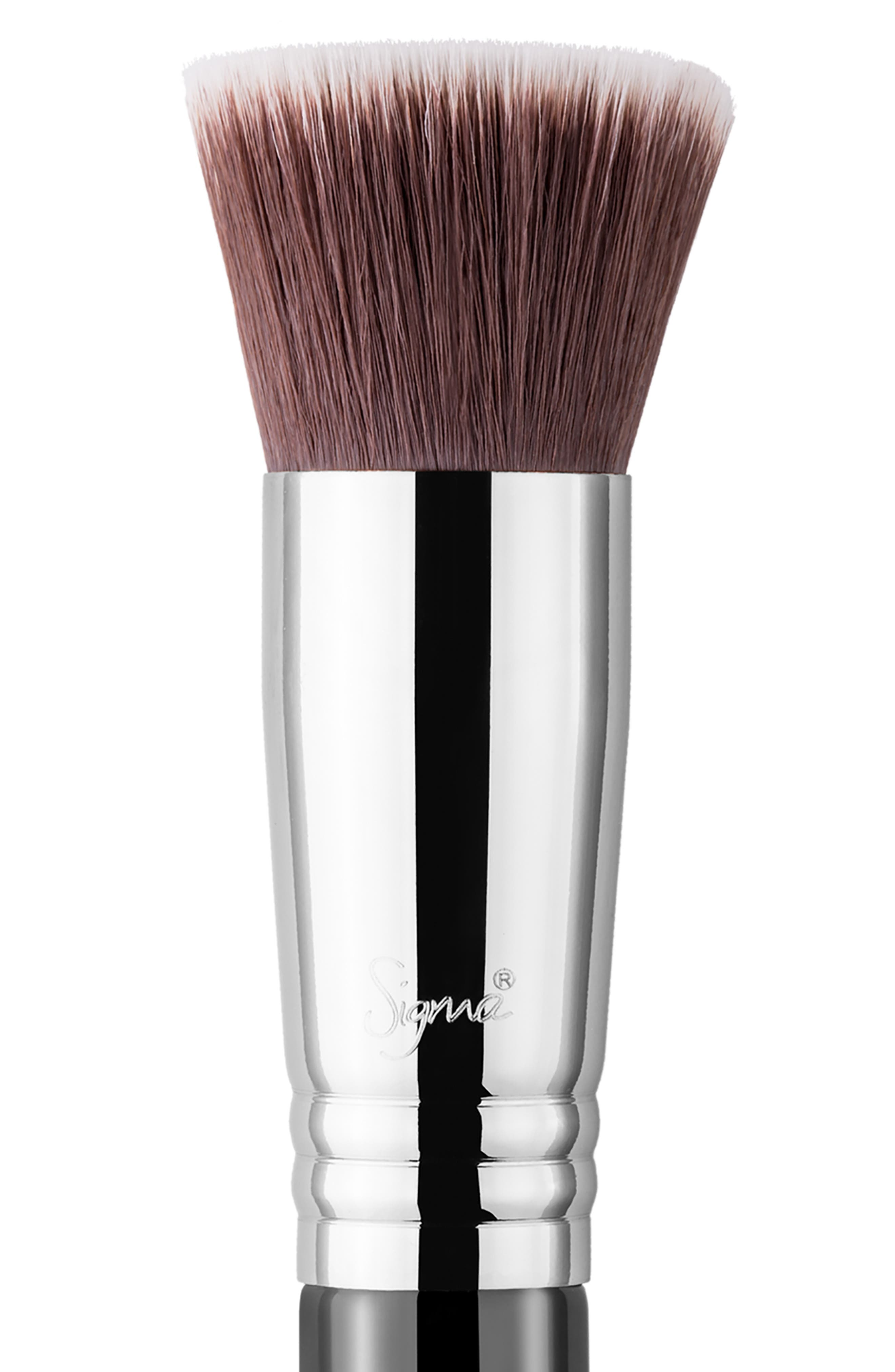 SIGMA BEAUTY, F80 Flat Kabuki<sup>™</sup> Brush, Alternate thumbnail 2, color, NO COLOR
