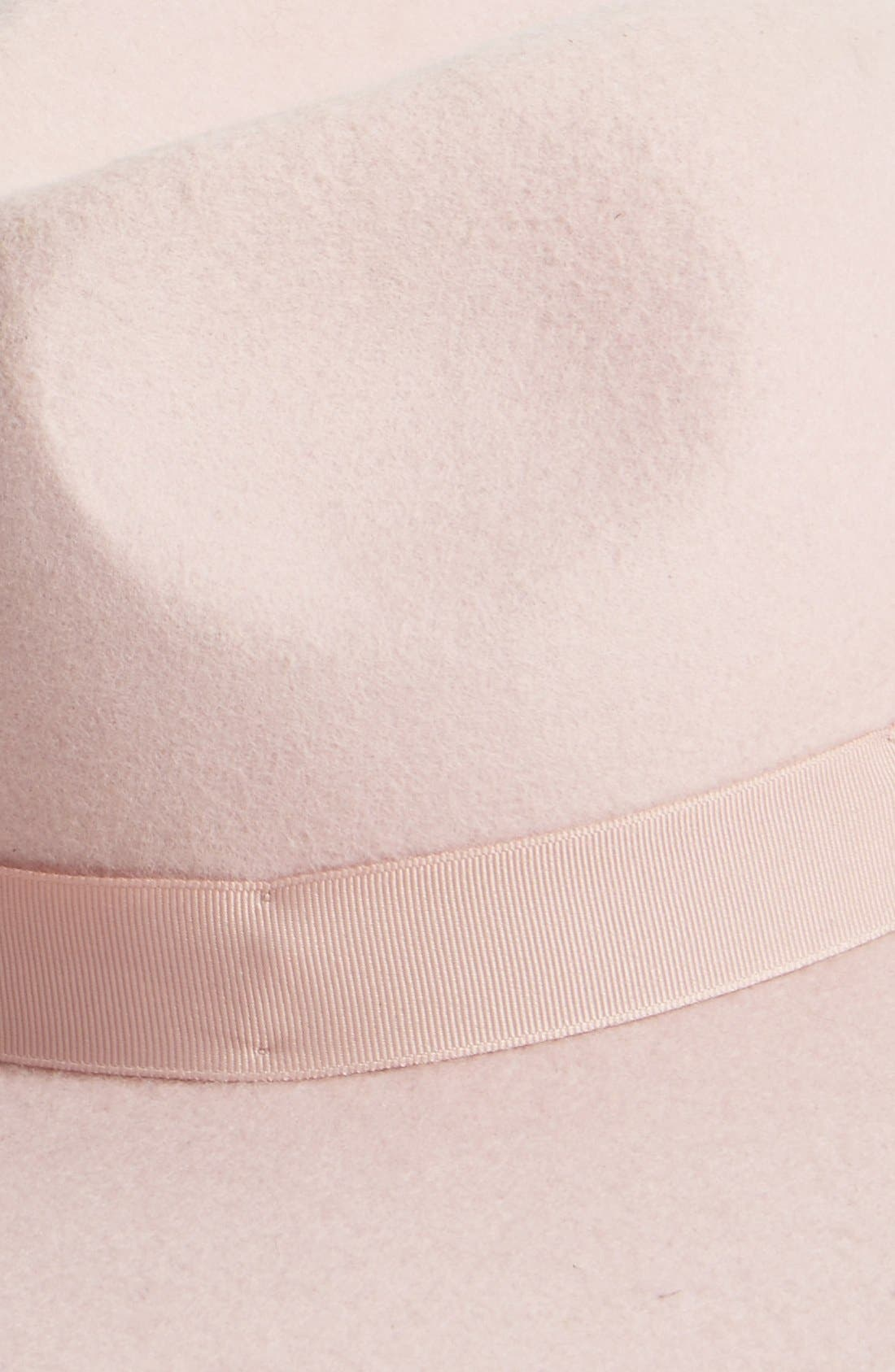 LACK OF COLOR, 'The Stardust' Wool Fedora, Alternate thumbnail 3, color, 950