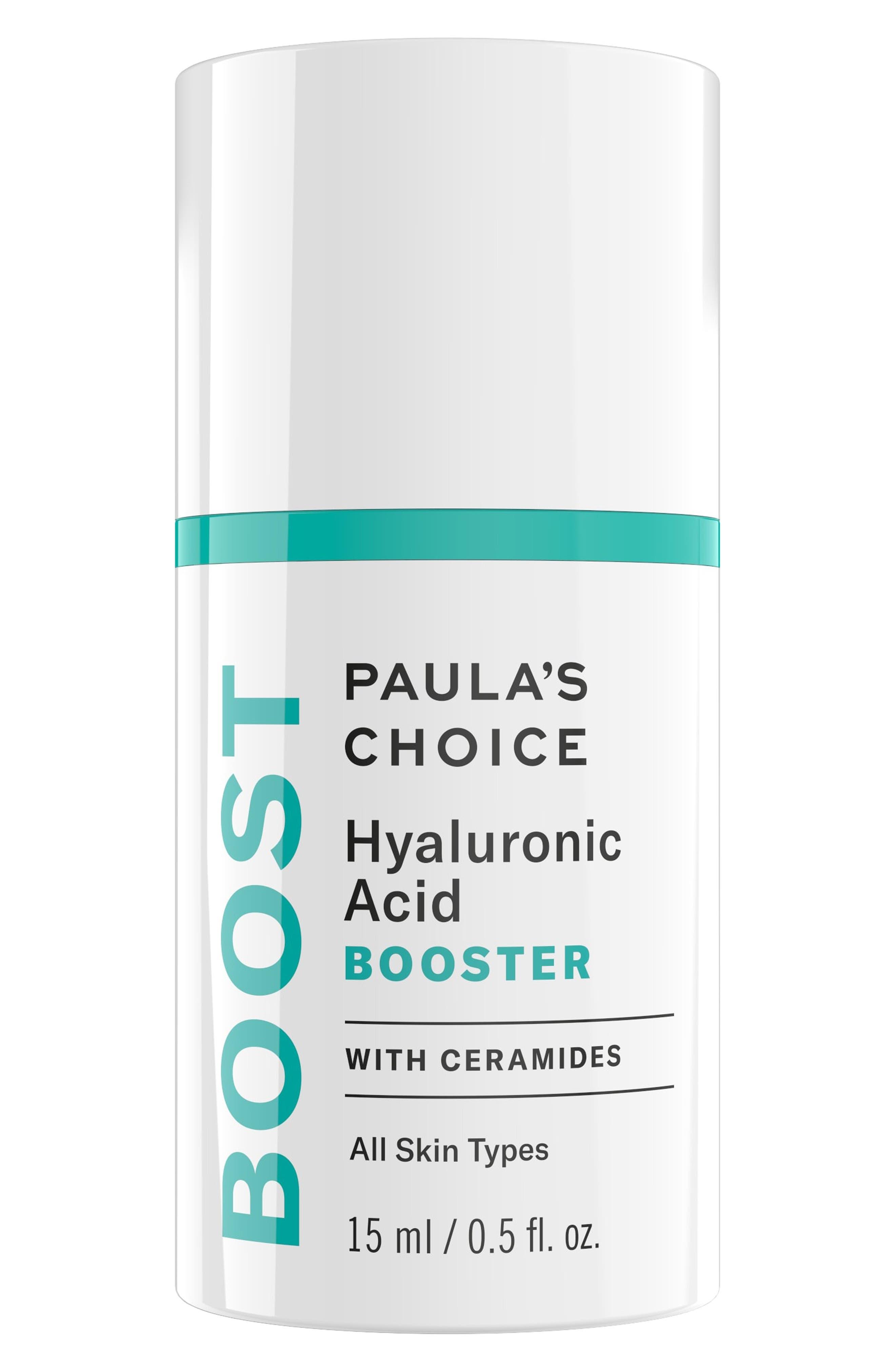 PAULA'S CHOICE, Resist Hyaluronic Acid Booster, Main thumbnail 1, color, NO COLOR
