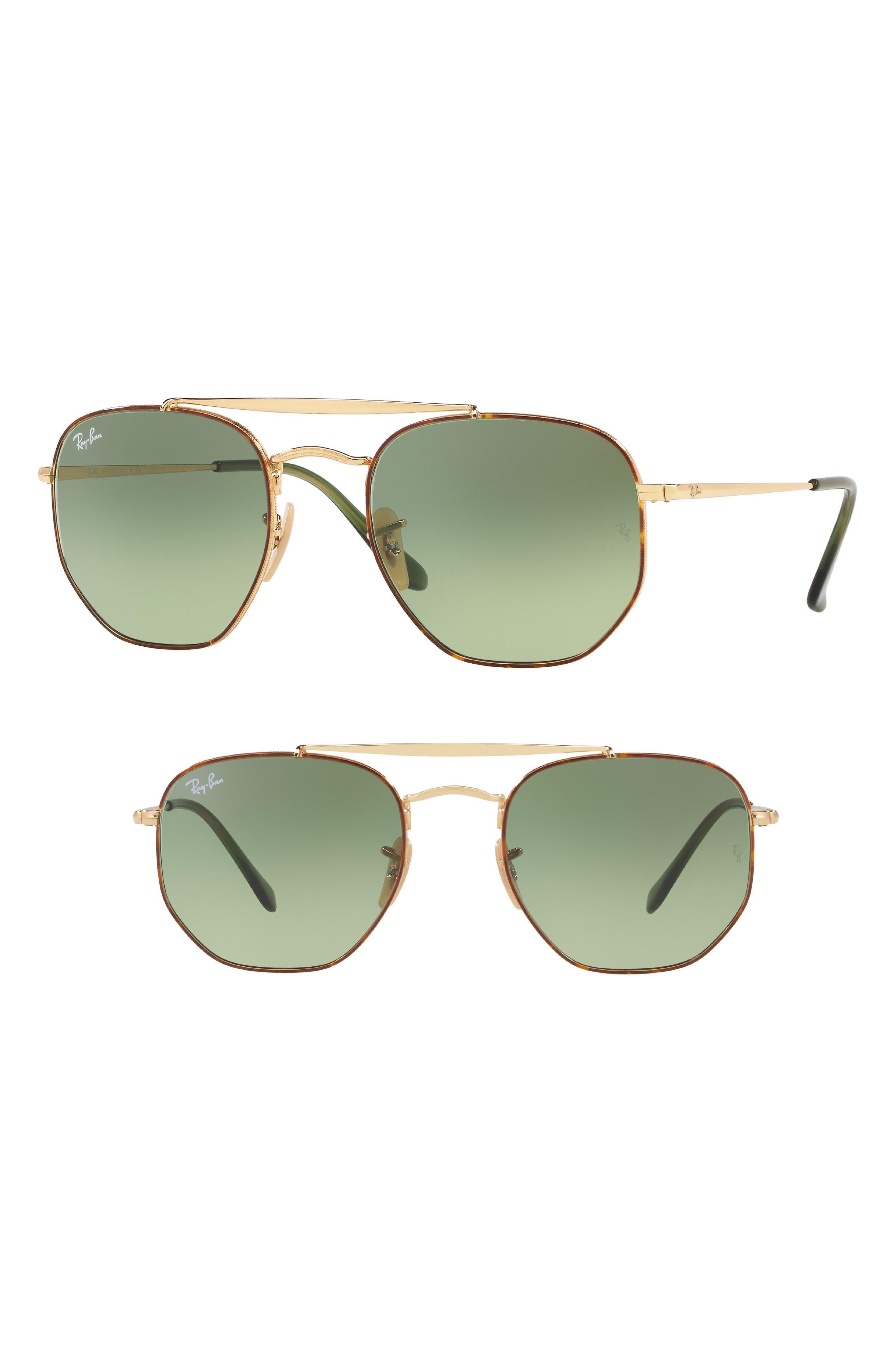 121e6ba9cc2a1 Ray-Ban 5m Gradient Sunglasses - Light Green Gradient