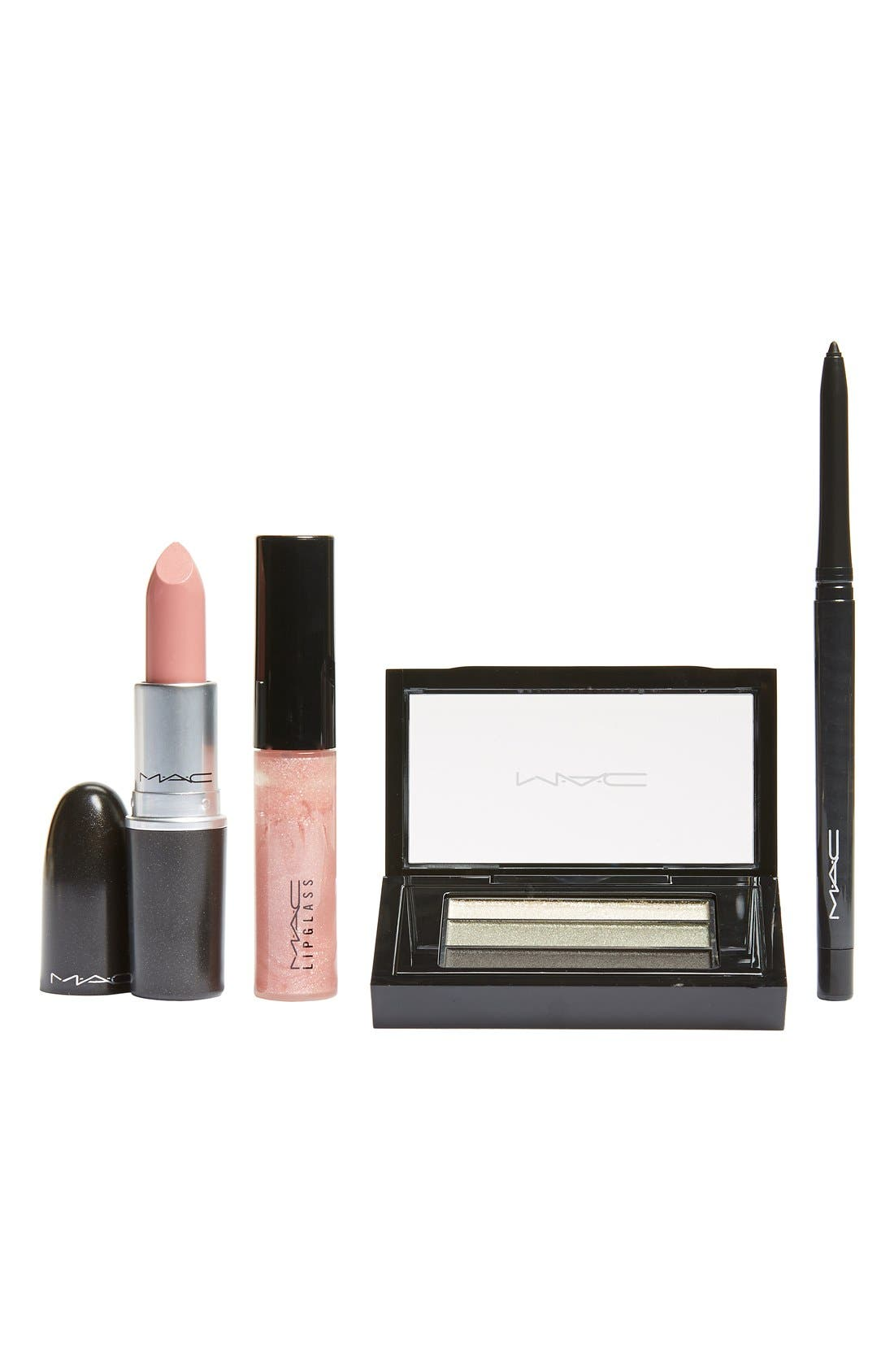 MAC COSMETICS, M·A·C 'Look in a Box - All About Nude' Set, Main thumbnail 1, color, 251