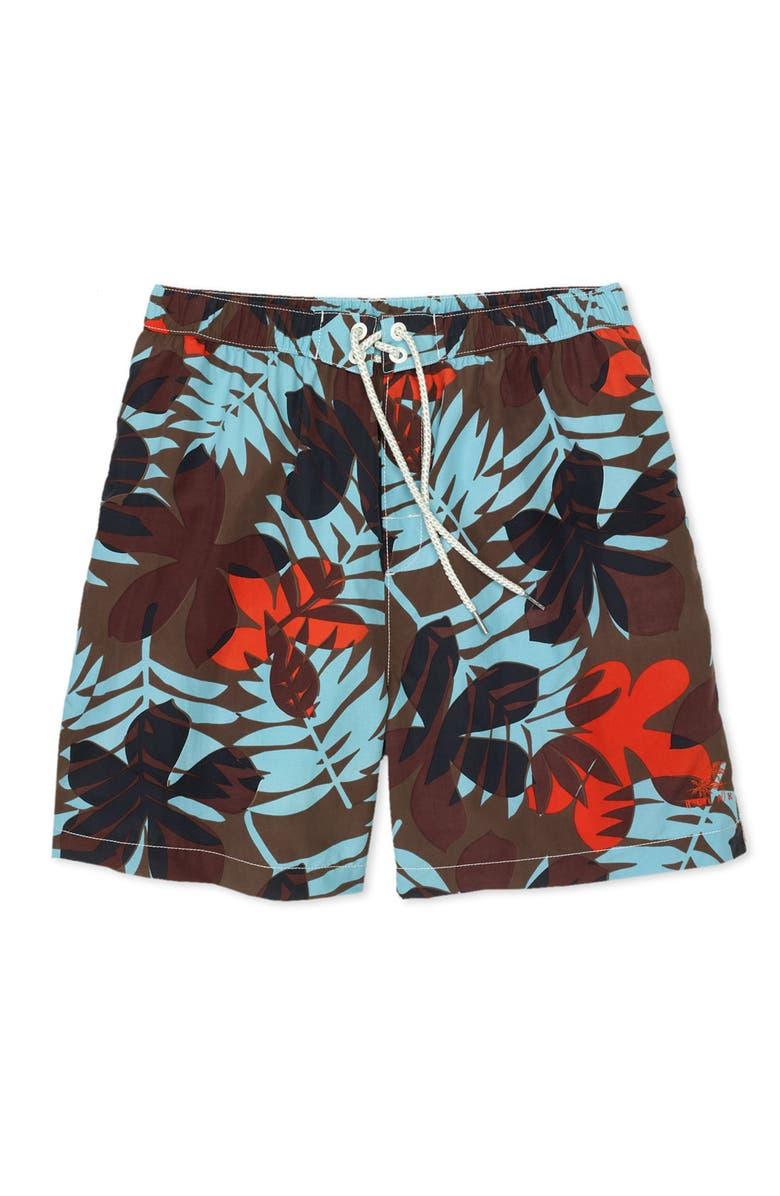 6663eaea52 TOMMY BAHAMA Relax 'Waimea Bay' Swim Trunks, Main, color, ...