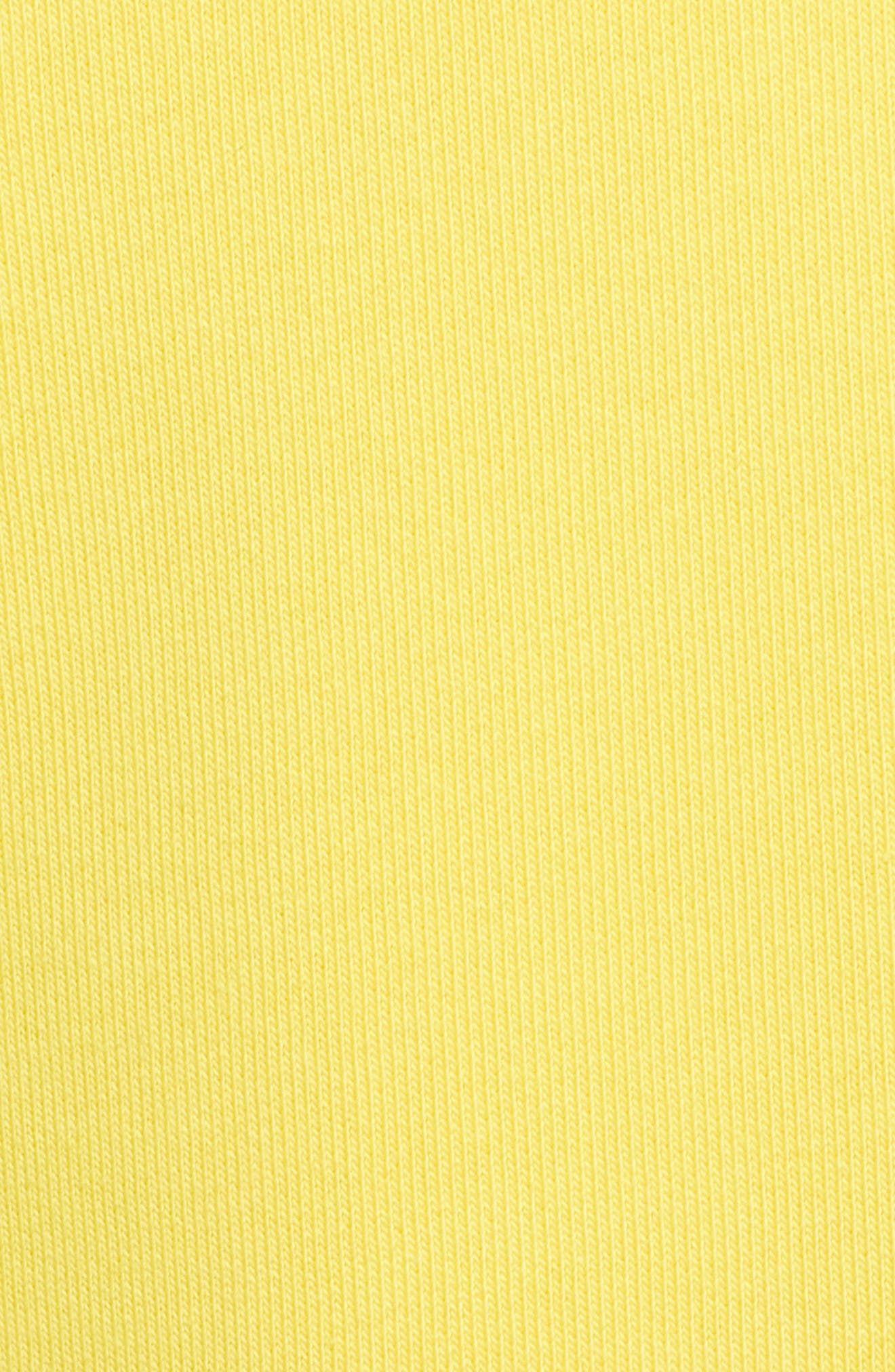 CARHARTT WORK IN PROGRESS, Hooded Sweatshirt, Alternate thumbnail 5, color, PRIMULA / BLACK