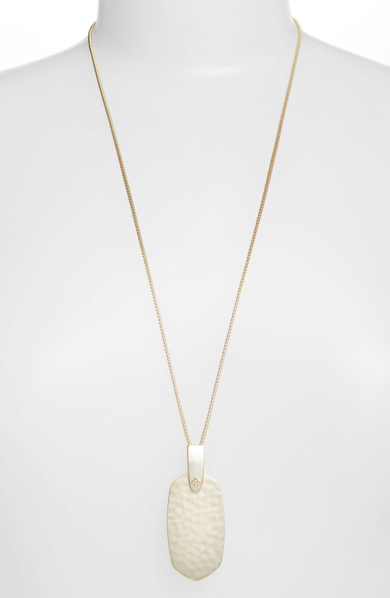 Kendra Scott Slippers INEZ PENDANT SLIDER NECKLACE