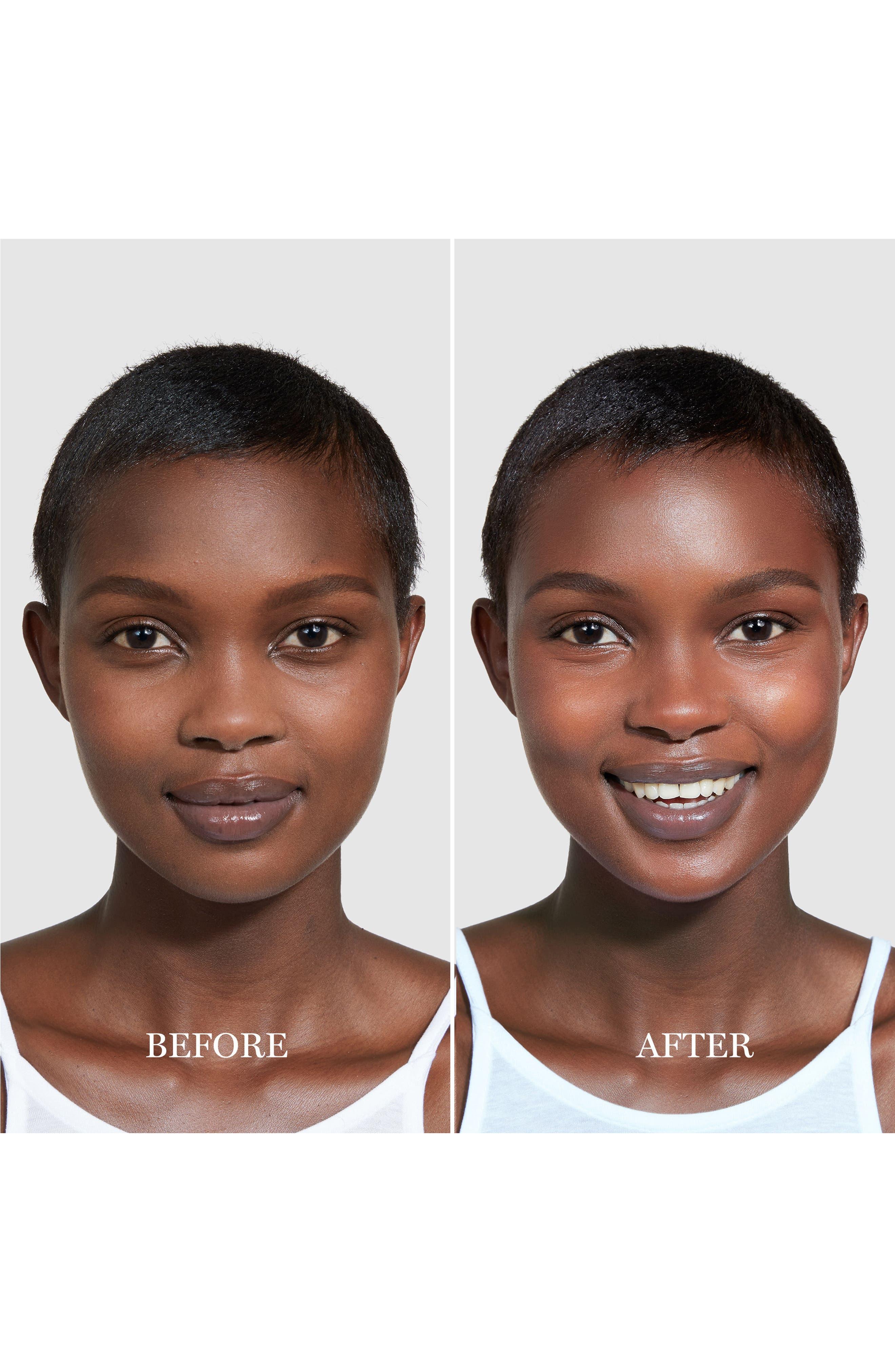 LANCÔME, Skin Feels Good Hydrating Skin Tint Healthy Glow SPF 23, Alternate thumbnail 3, color, 05N RADIANT TAN