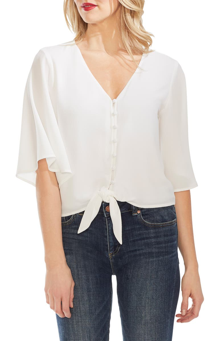 Vince Camuto Blouses BELL SLEEVE BLOUSE