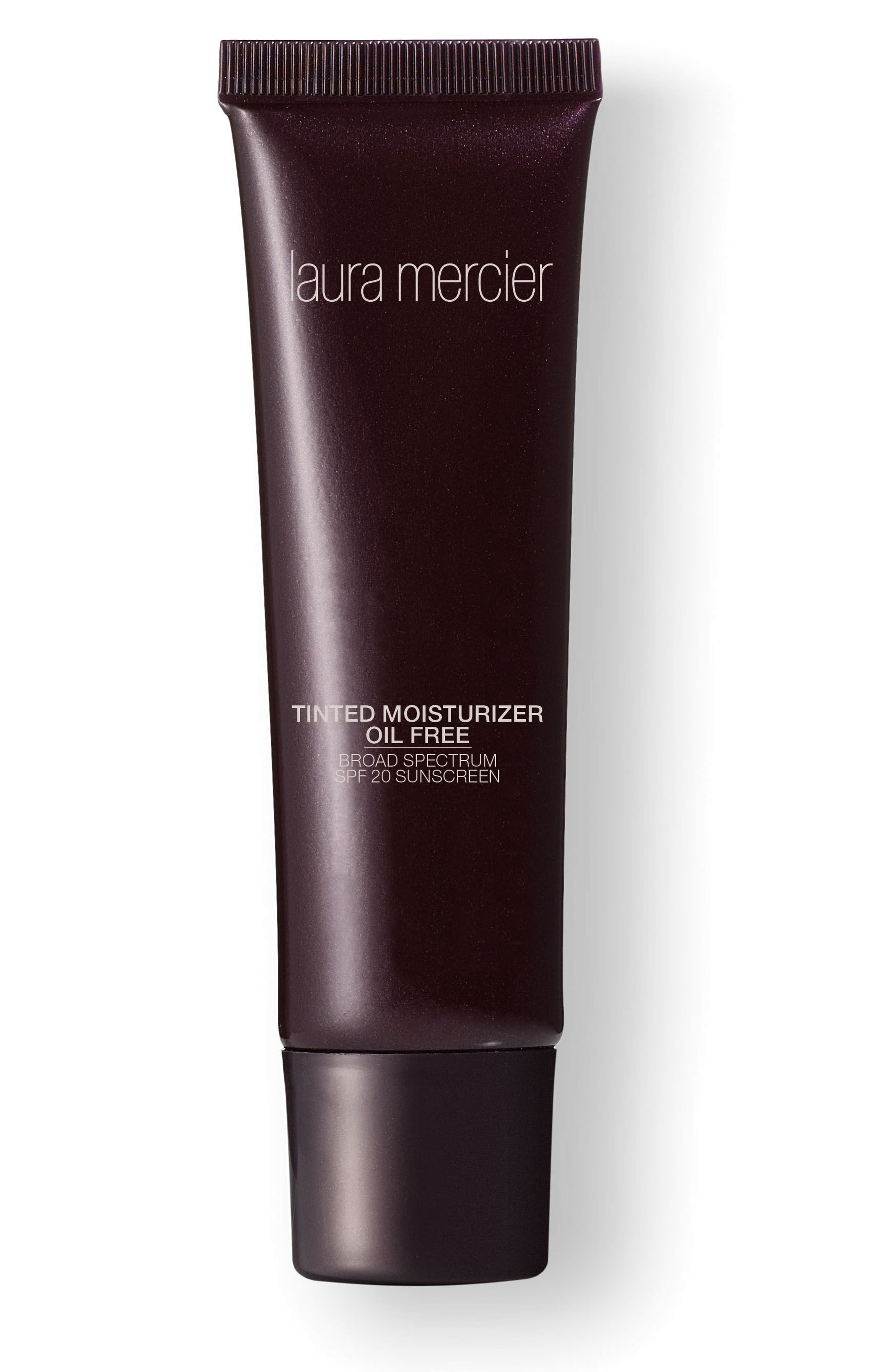 LAURA MERCIER, Oil-Free Tinted Moisturizer Broad Spectrum SPF 20 Sunscreen, Main thumbnail 1, color, BISQUE