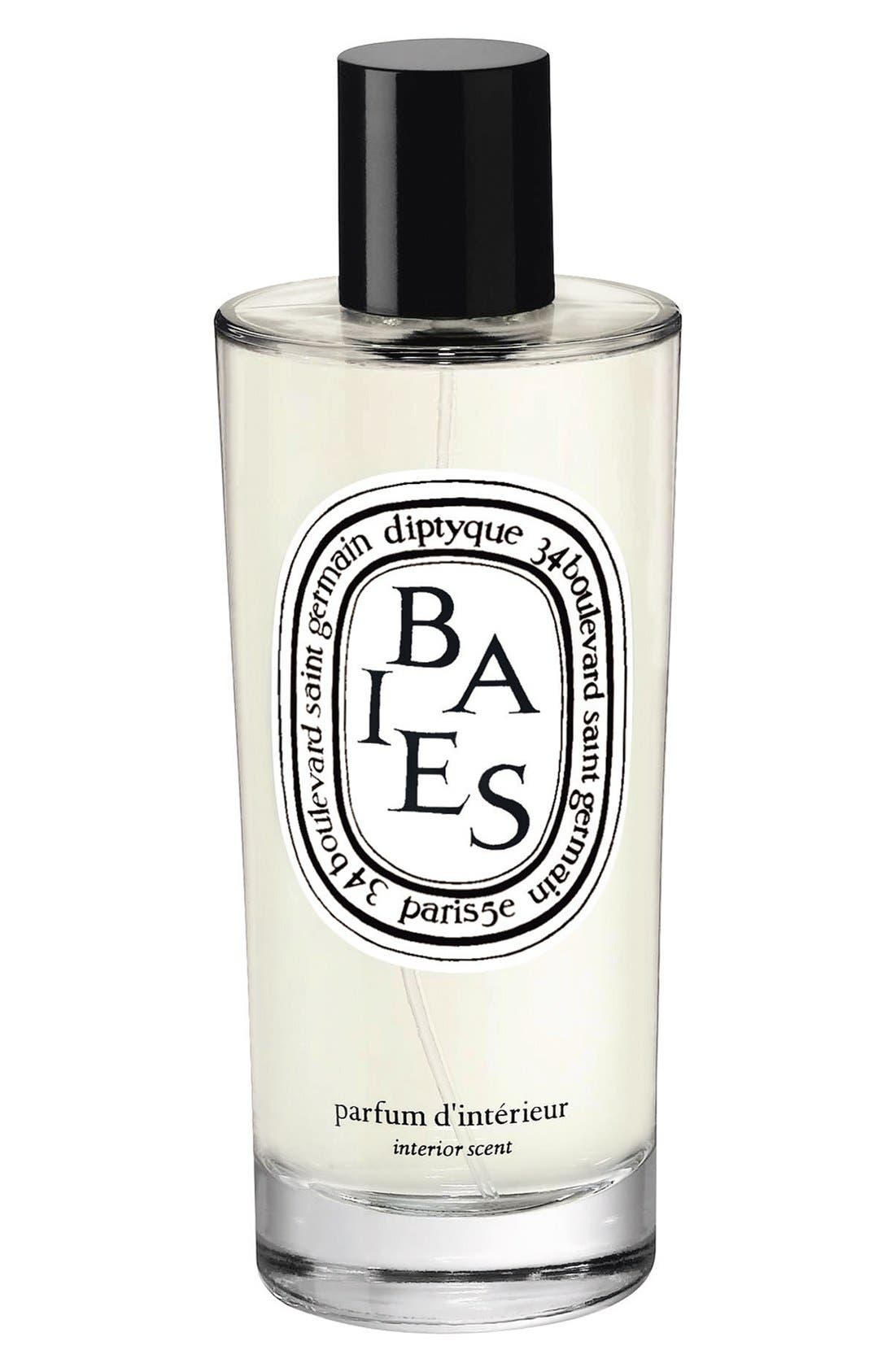DIPTYQUE, 'Baies/Berries' Room Spray, Main thumbnail 1, color, NO COLOR