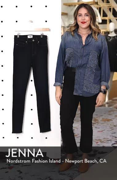 Transcend - Hoxton High Waist Ultra Skinny Jeans, sales video thumbnail