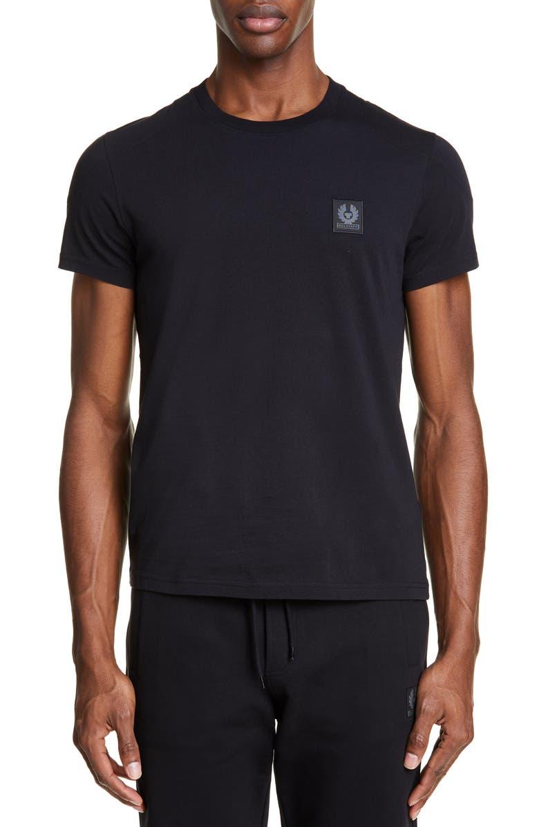 Belstaff T-shirts THROWLEY LOGO T-SHIRT
